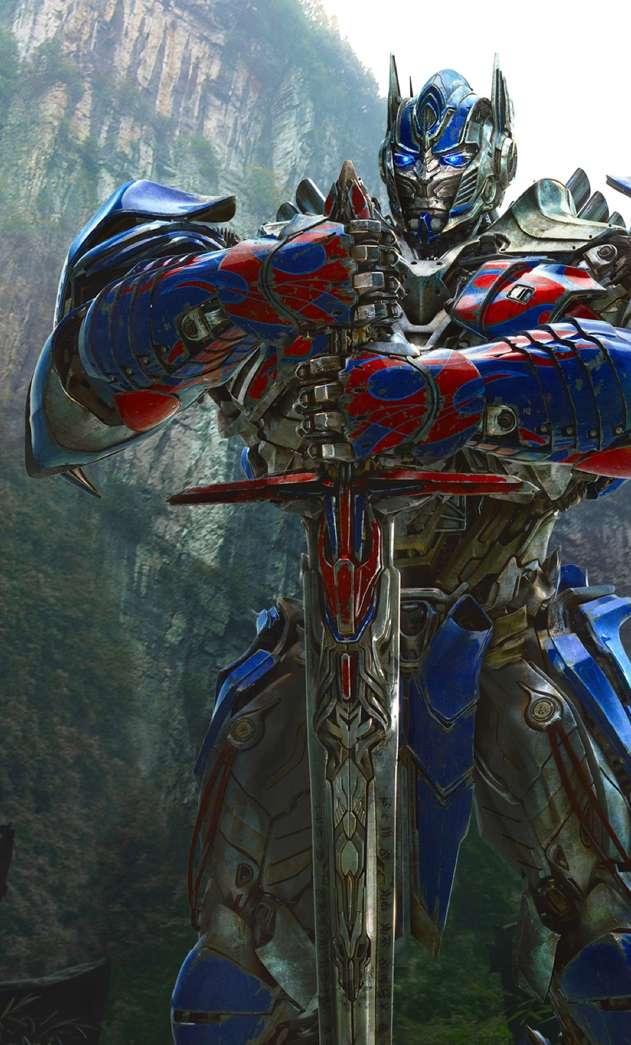 download optimus prime in transformers 240x320 resolution, full hd