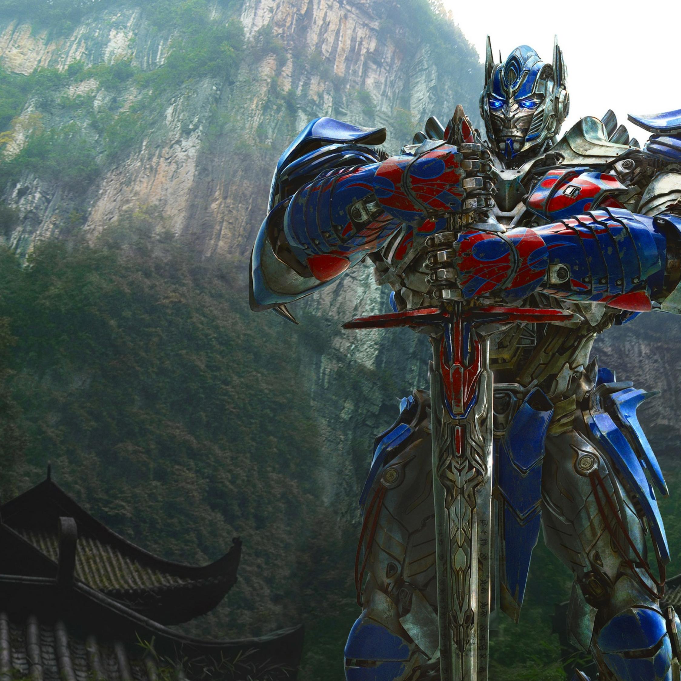 Optimus Prime Wallpaper Hd: Optimus Prime In Transformers, Full HD 2K Wallpaper