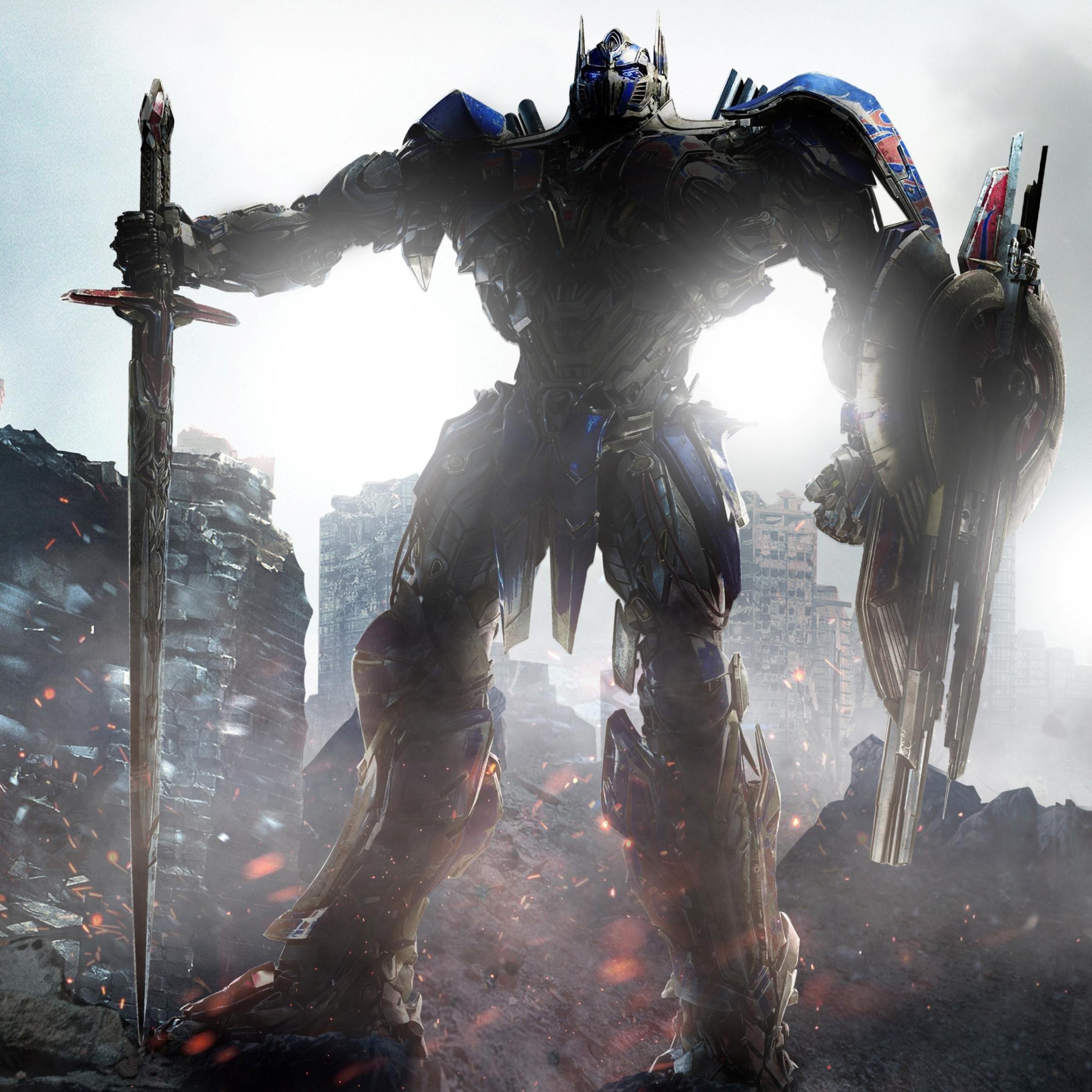 Optimus Prime Wallpaper Hd: Optimus Prime Transformers The Last Knight, HD 4K Wallpaper