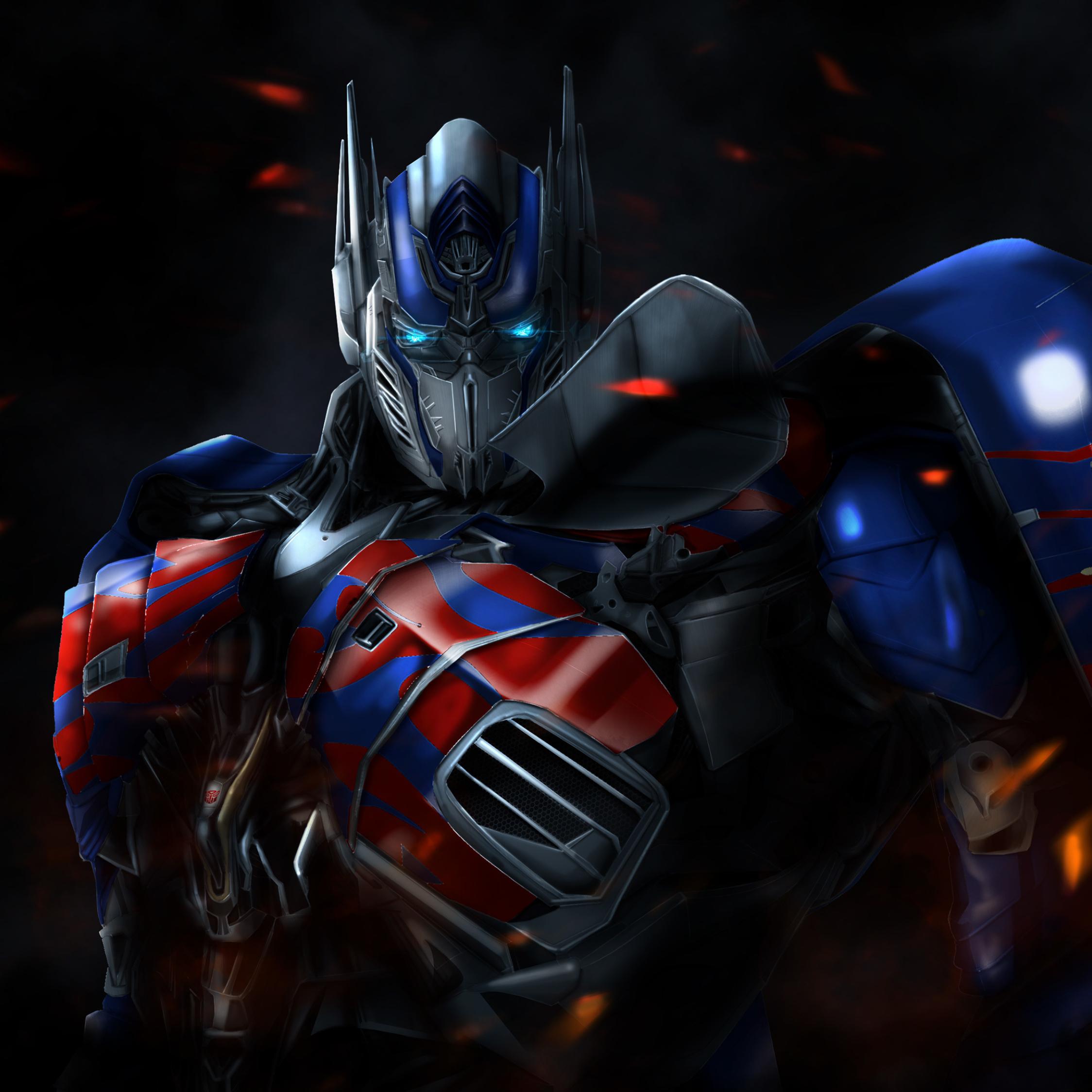 Optimus Prime Wallpaper Hd: Optimus Prime, HD 4K Wallpaper