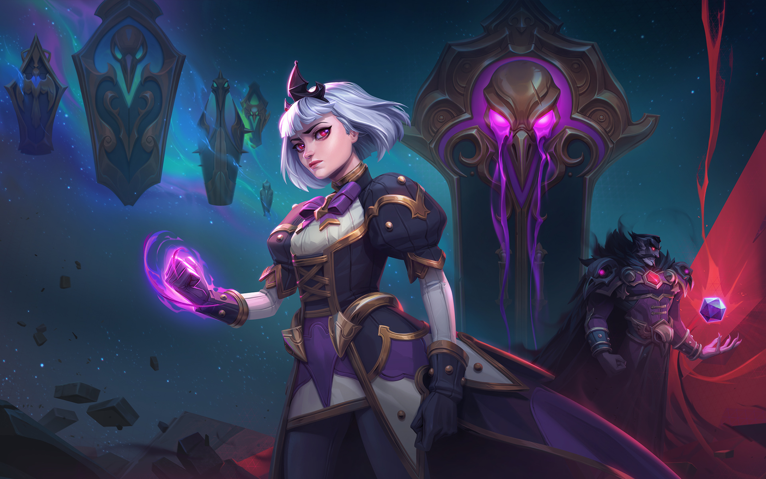 2560x1600 Orphea Heroes Of The Storm 2560x1600 Resolution