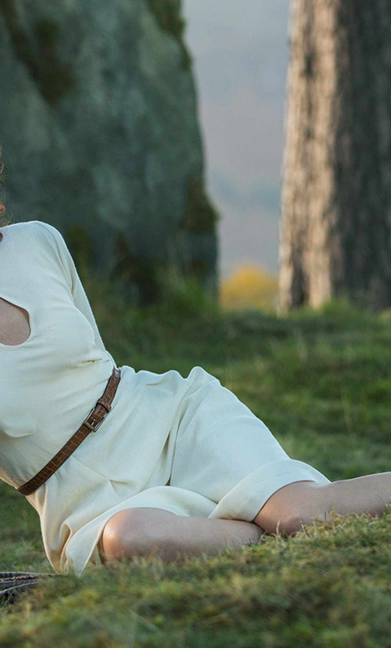 Outlander Actress Caitriona Balfe, Full HD 2K Wallpaper