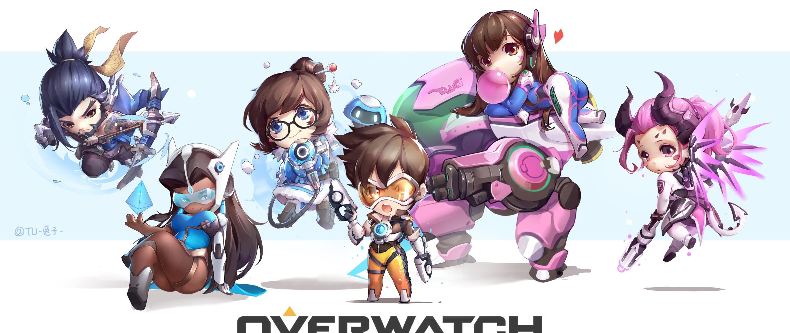 overwatch game artwork  hd 8k wallpaper