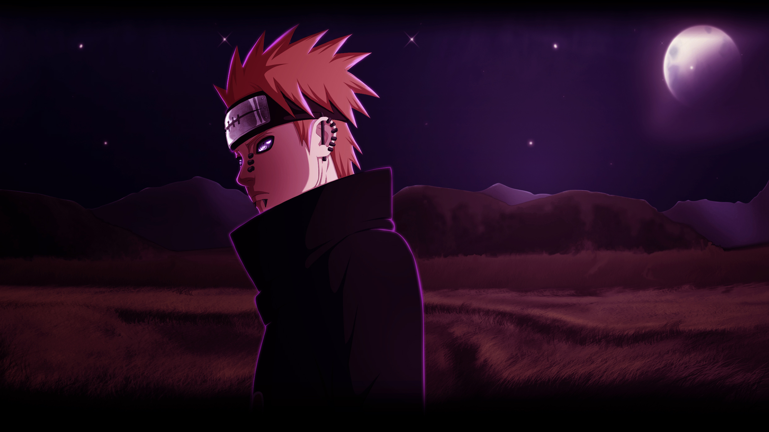 Pain Naruto Wallpaper 4k