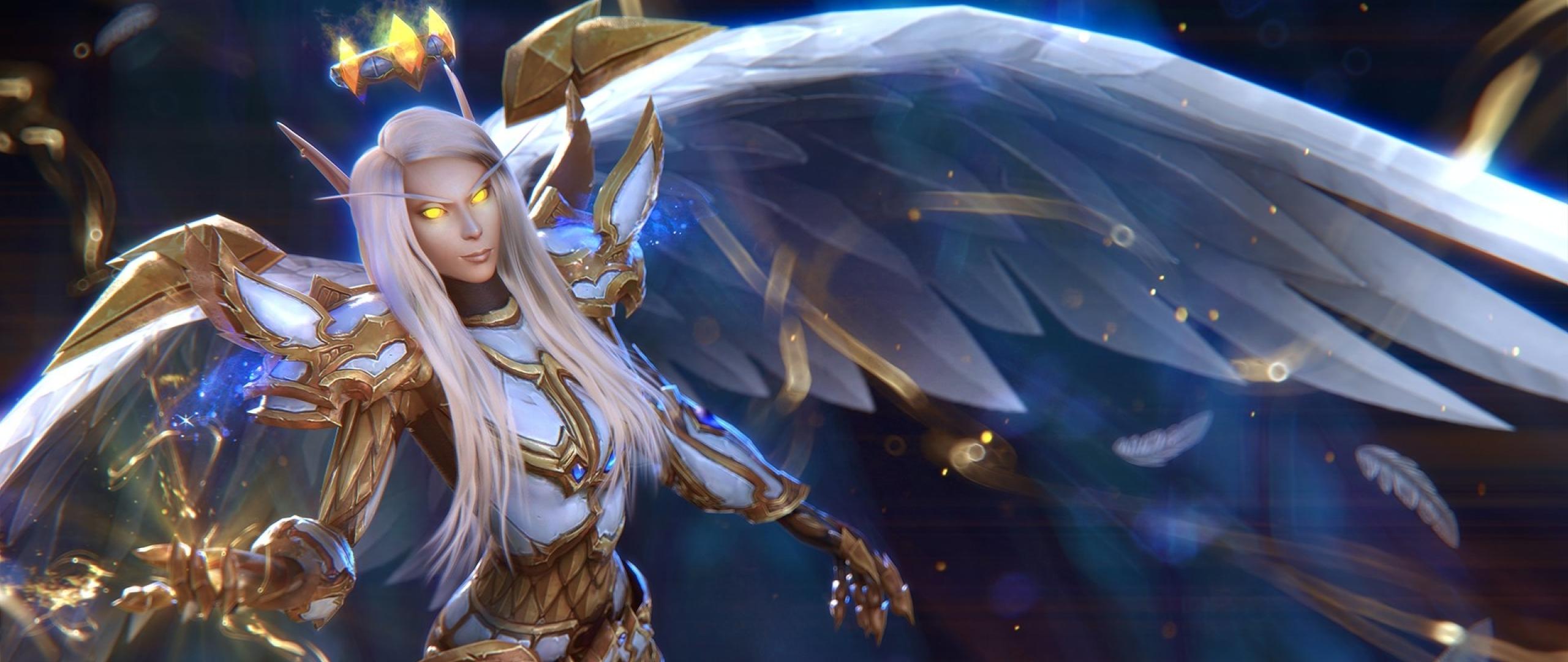 2560x1080 Paladin Warcraft 2560x1080 Resolution Wallpaper Hd