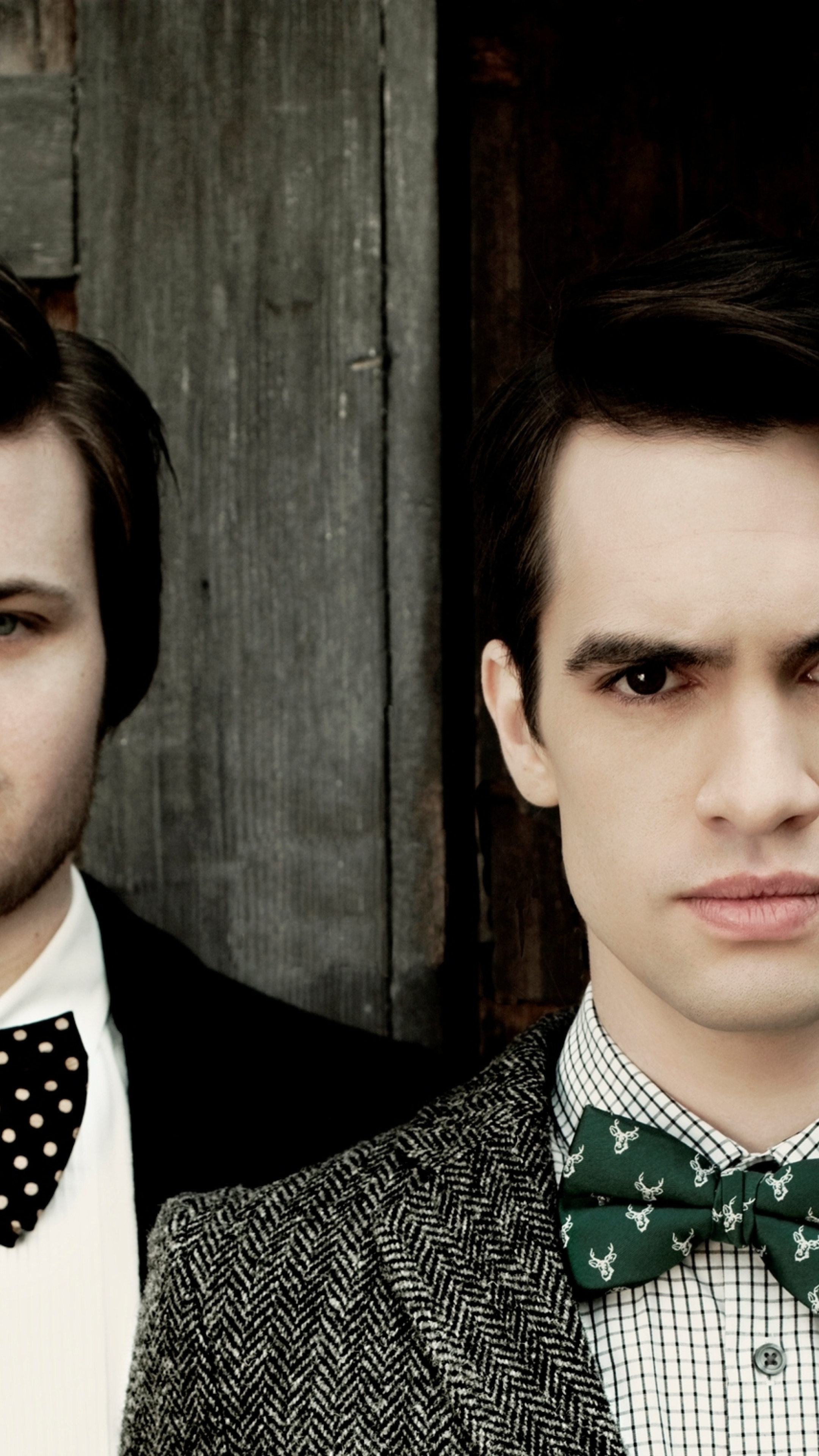 panic at the disco brendon urie spencer