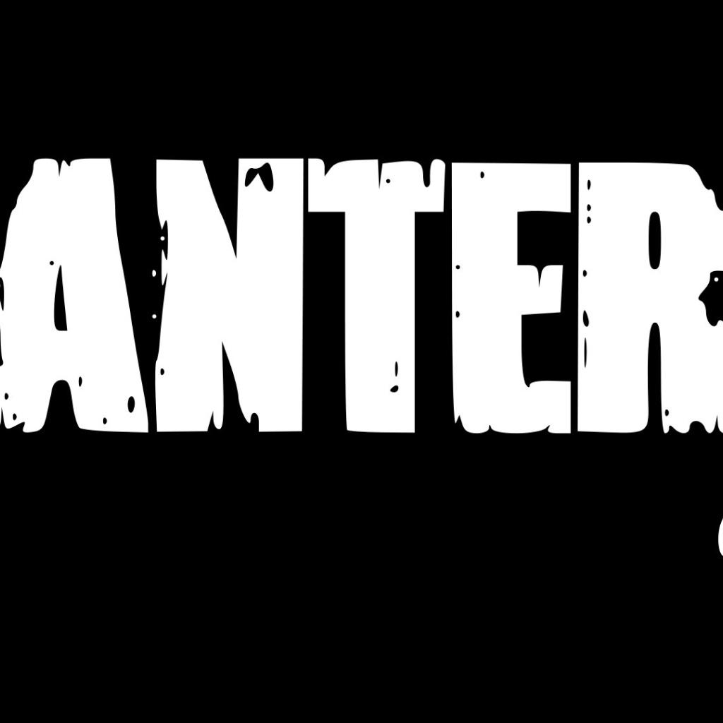 Pantera Name Font Full HD Wallpaper