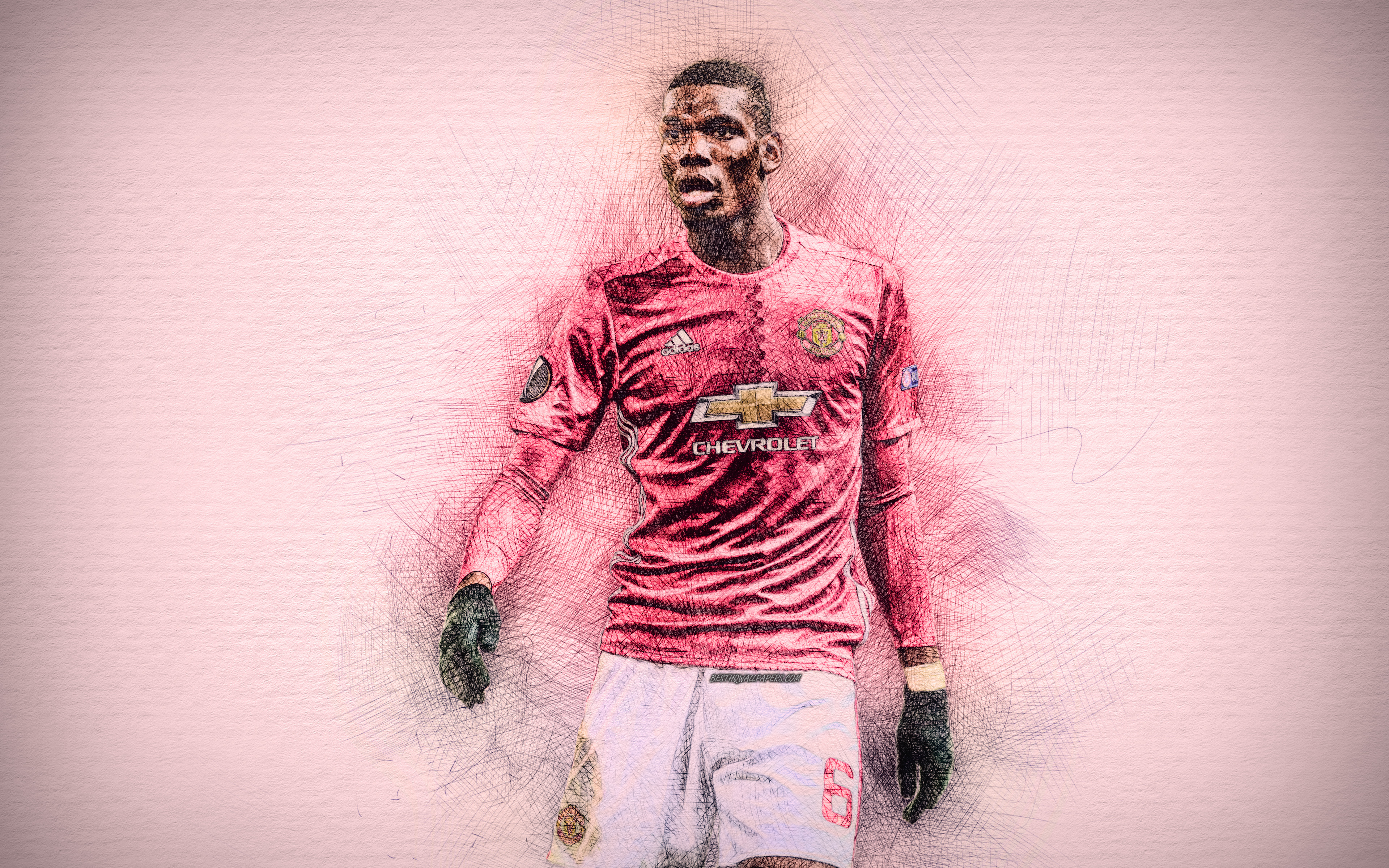 1125x2436 Paul Pogba Fc Manchester United Iphone Xs Iphone 10 Iphone X Wallpaper Hd Sports 4k Wallpapers Images Photos And Background