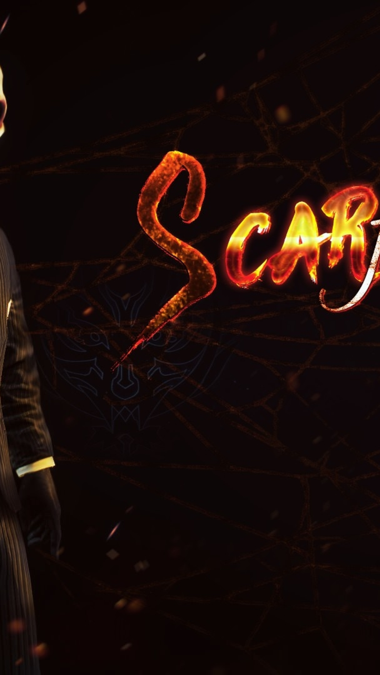 1440x2560 Payday 2 Scarface Game Samsung Galaxy S6 S7 Google Pixel