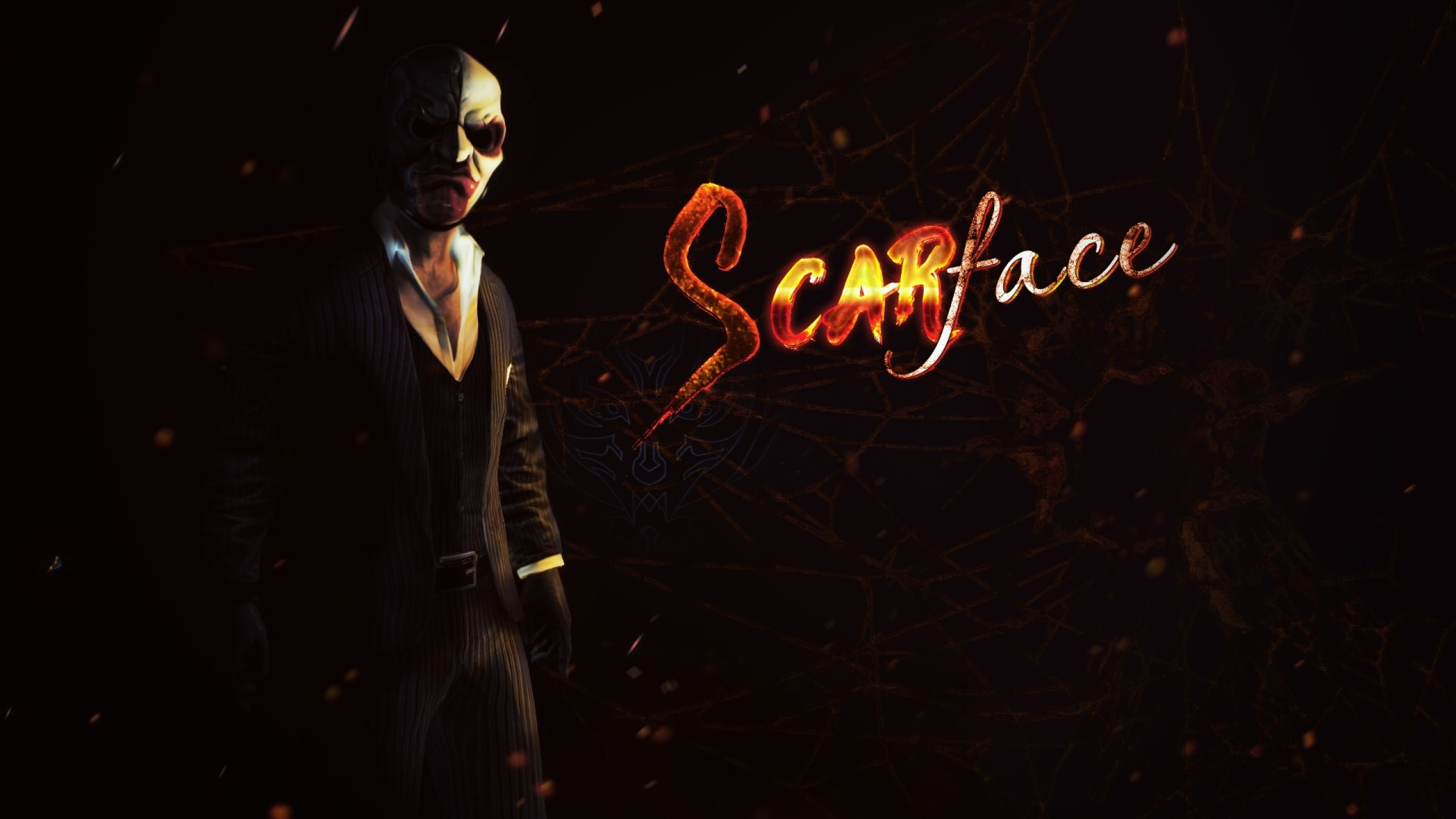 2560x1440 Payday 2 Scarface Game 1440p Resolution Wallpaper Hd