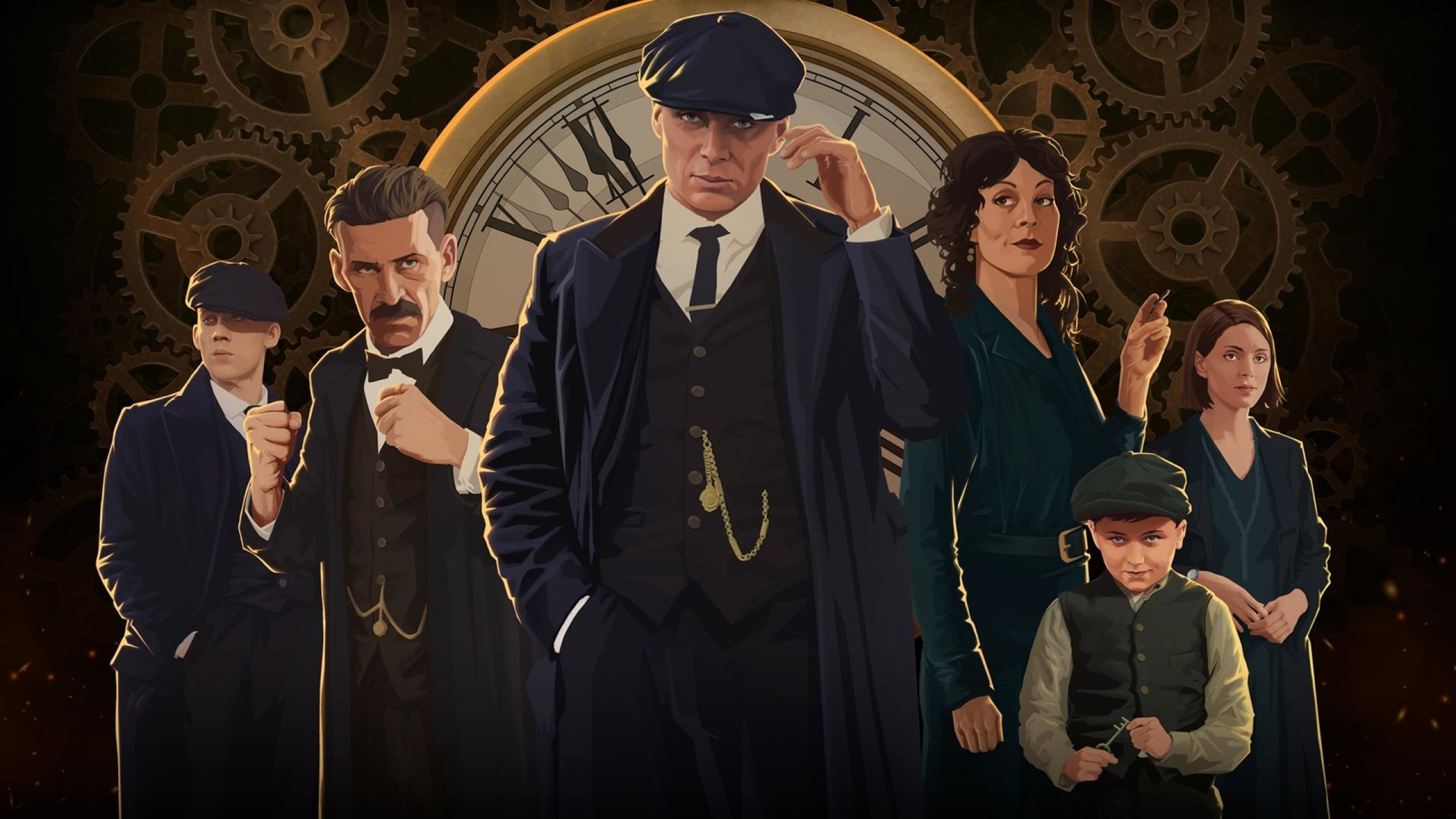 2560x1440 Peaky Blinders Game 1440p Resolution Wallpaper Hd Games 4k Wallpapers Images Photos And Background