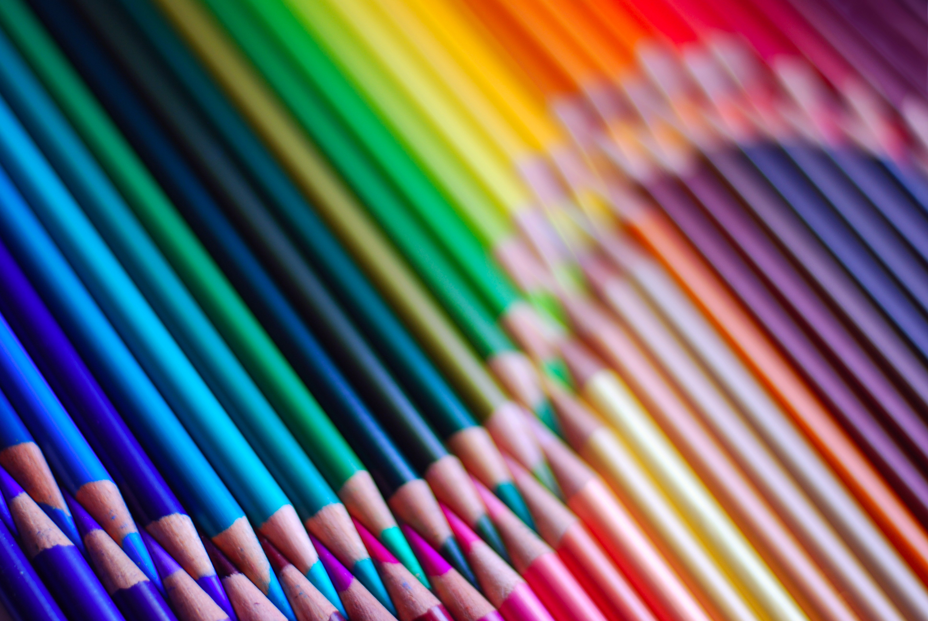 Заточенные карандаши бесплатно