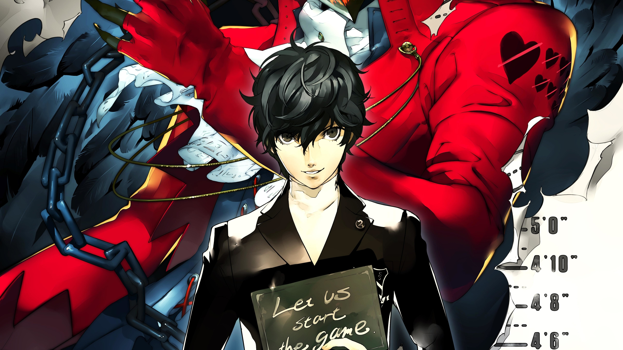 2560x1440 Persona 5 1440p Resolution Wallpaper Hd Games 4k Wallpapers Images Photos And Background