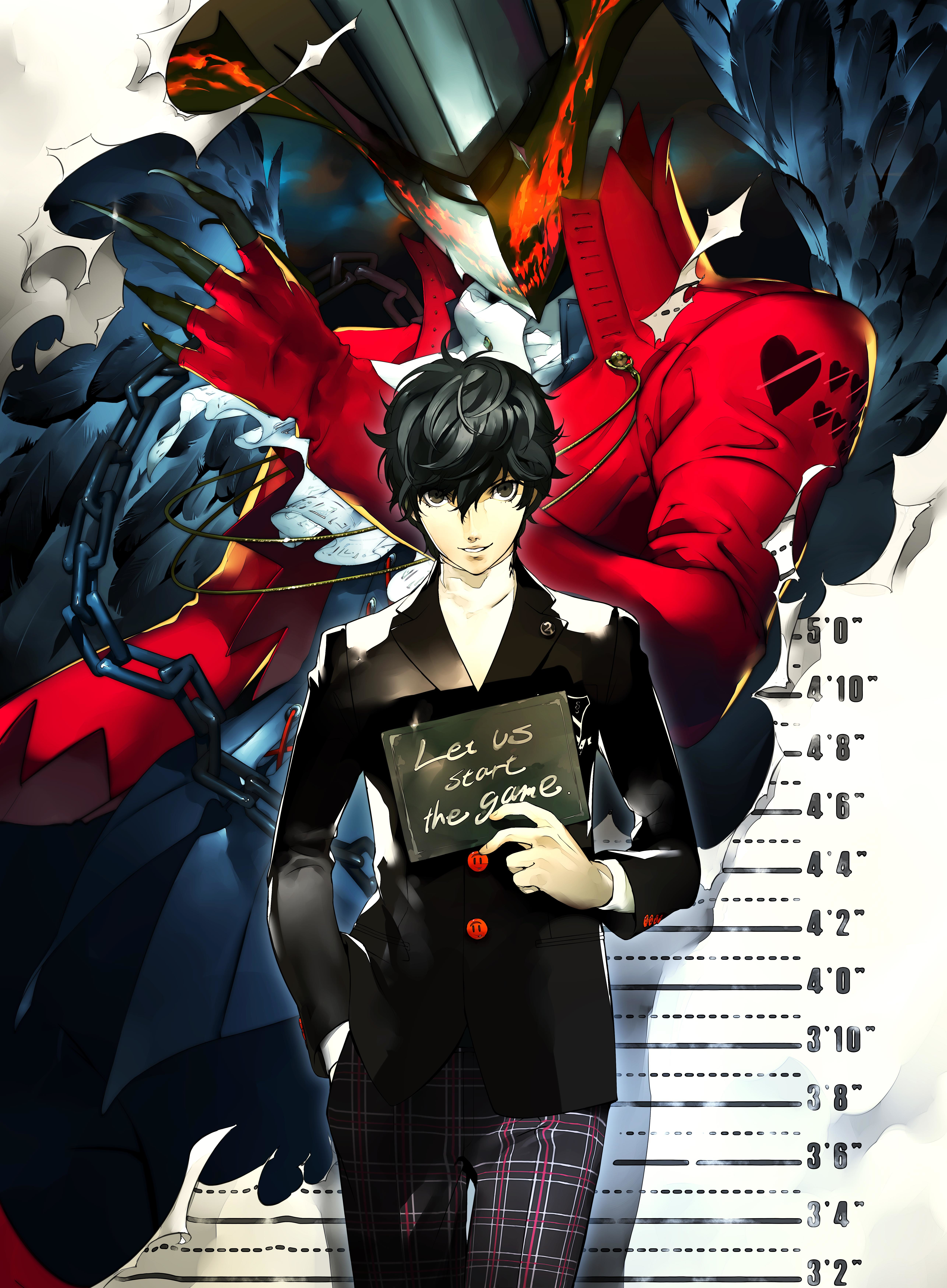 Persona 5 Wallpaper Hd Games 4k Wallpapers Images Photos And
