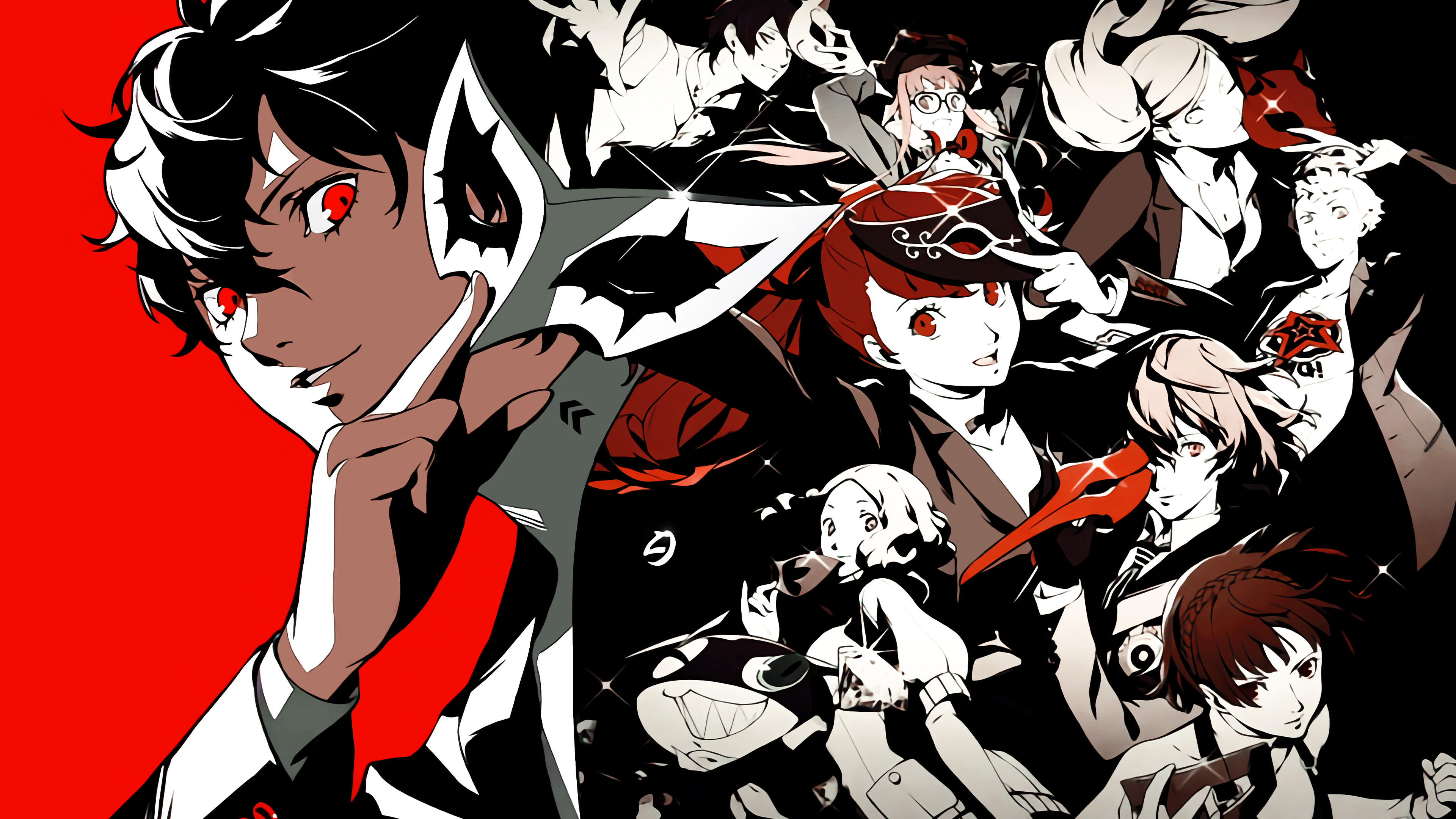 Persona Royal 2020 Wallpaper, HD Games 4K Wallpapers ...