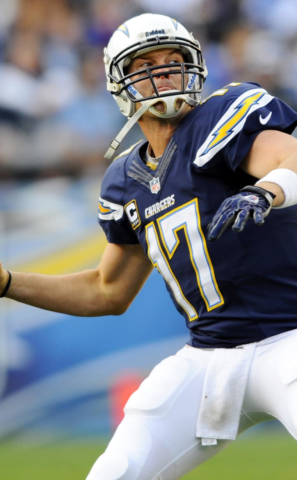950x1534 Philip Rivers San Diego Chargers American Football