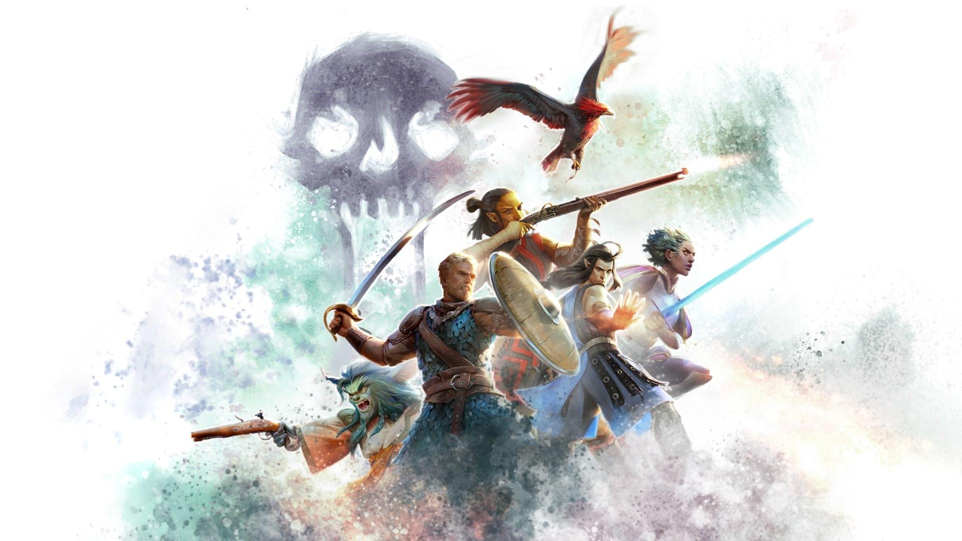 Pillars Of Eternity 2 Deadfire Wallpaper Hd Games 4k Wallpapers