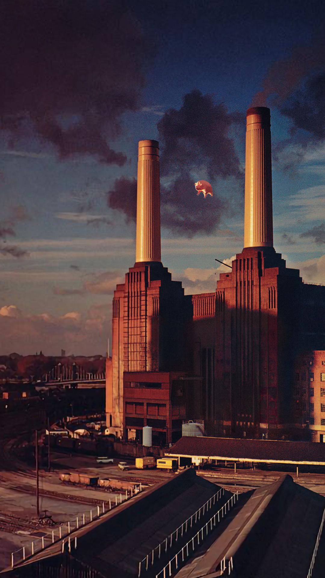 1080x1920 Pink Floyd Animals Album Cover Iphone 7 6s 6 Plus And
