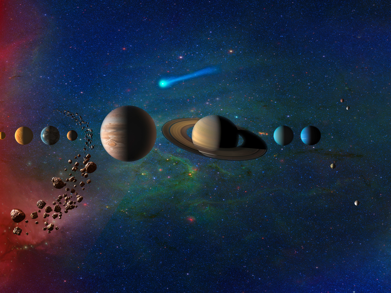 Download Galaxy Note 5 Galaxy S6 Edge Full Hd Stock: Planets In Solar System Galaxy, HD 4K Wallpaper