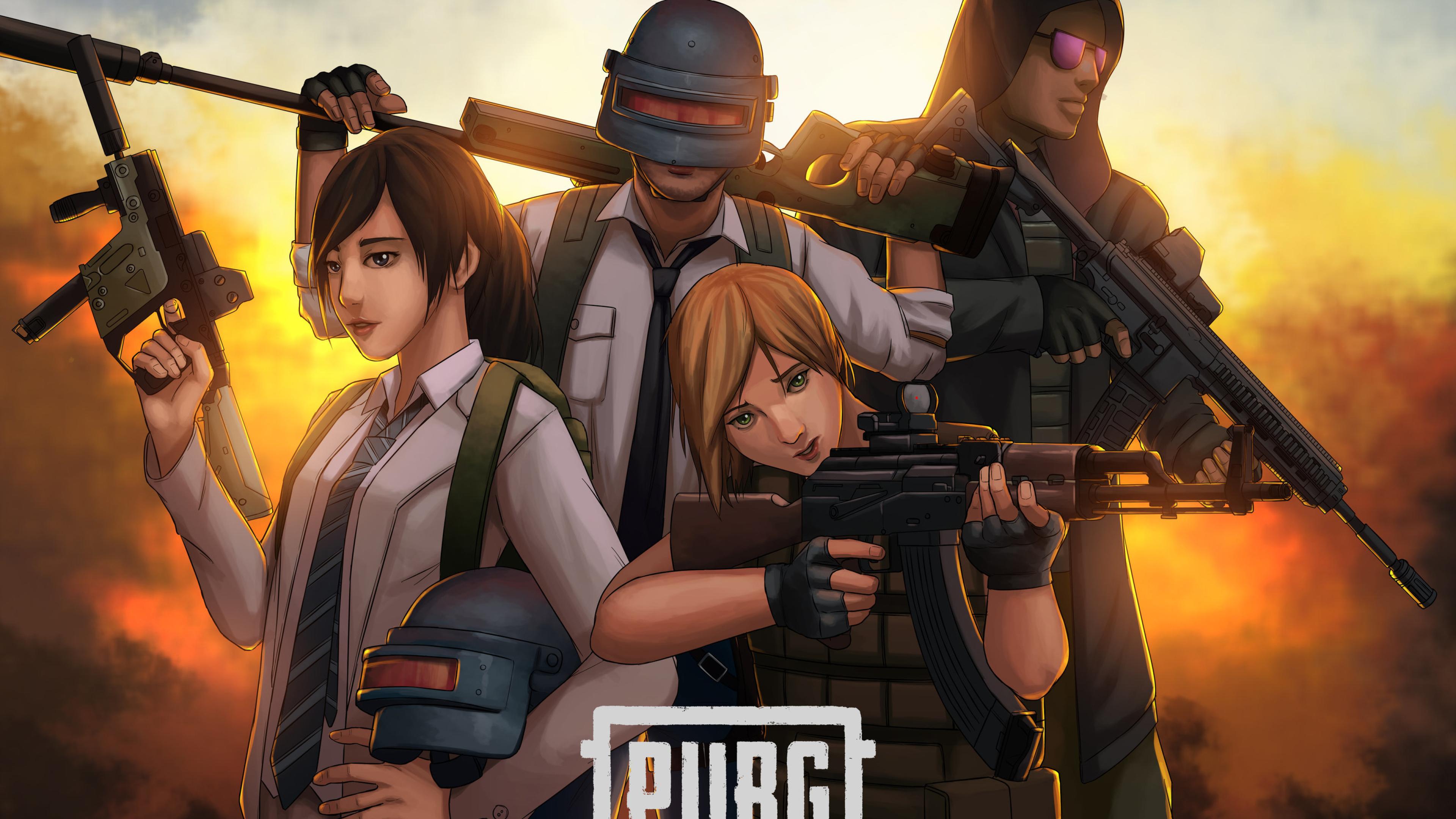 3840x2160 Playerunknown S Battlegrounds 2019 Artwork 4k Wallpaper