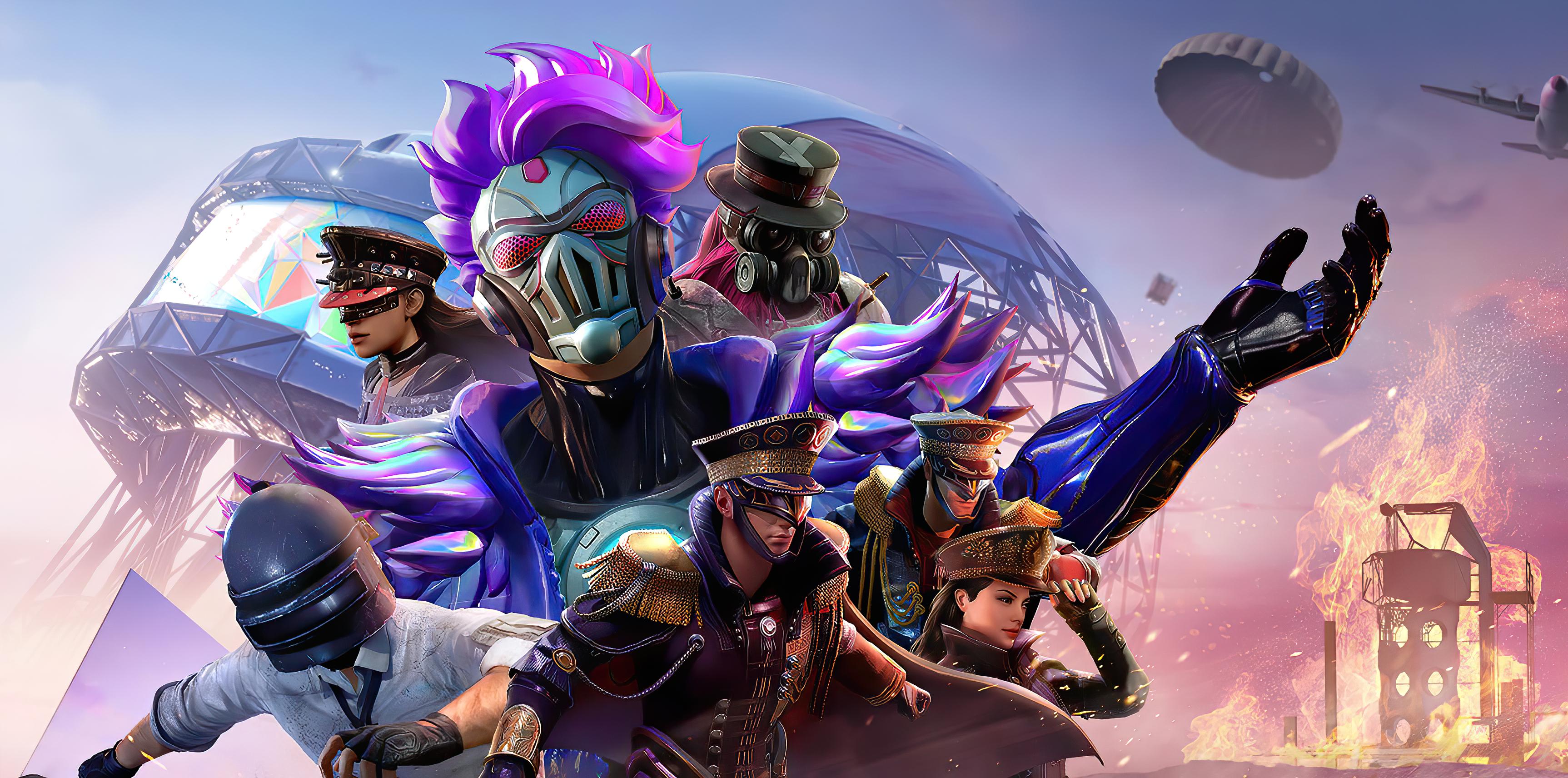 2560x1080 Playerunknown S Battlegrounds Season 14 2560x1080