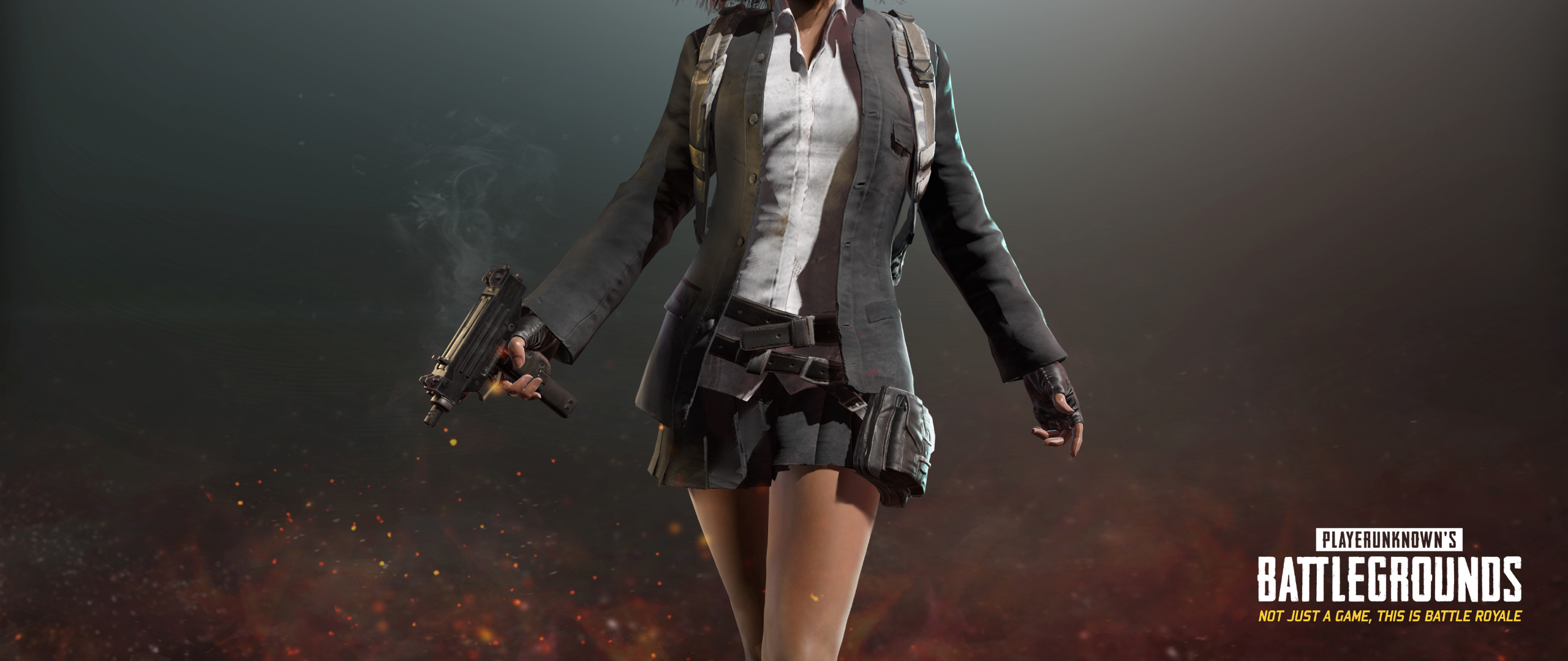 2560x1080 2018 Playerunknowns Battlegrounds 2560x1080: Playerunknowns Battlegrounds Game Character, HD 4K Wallpaper