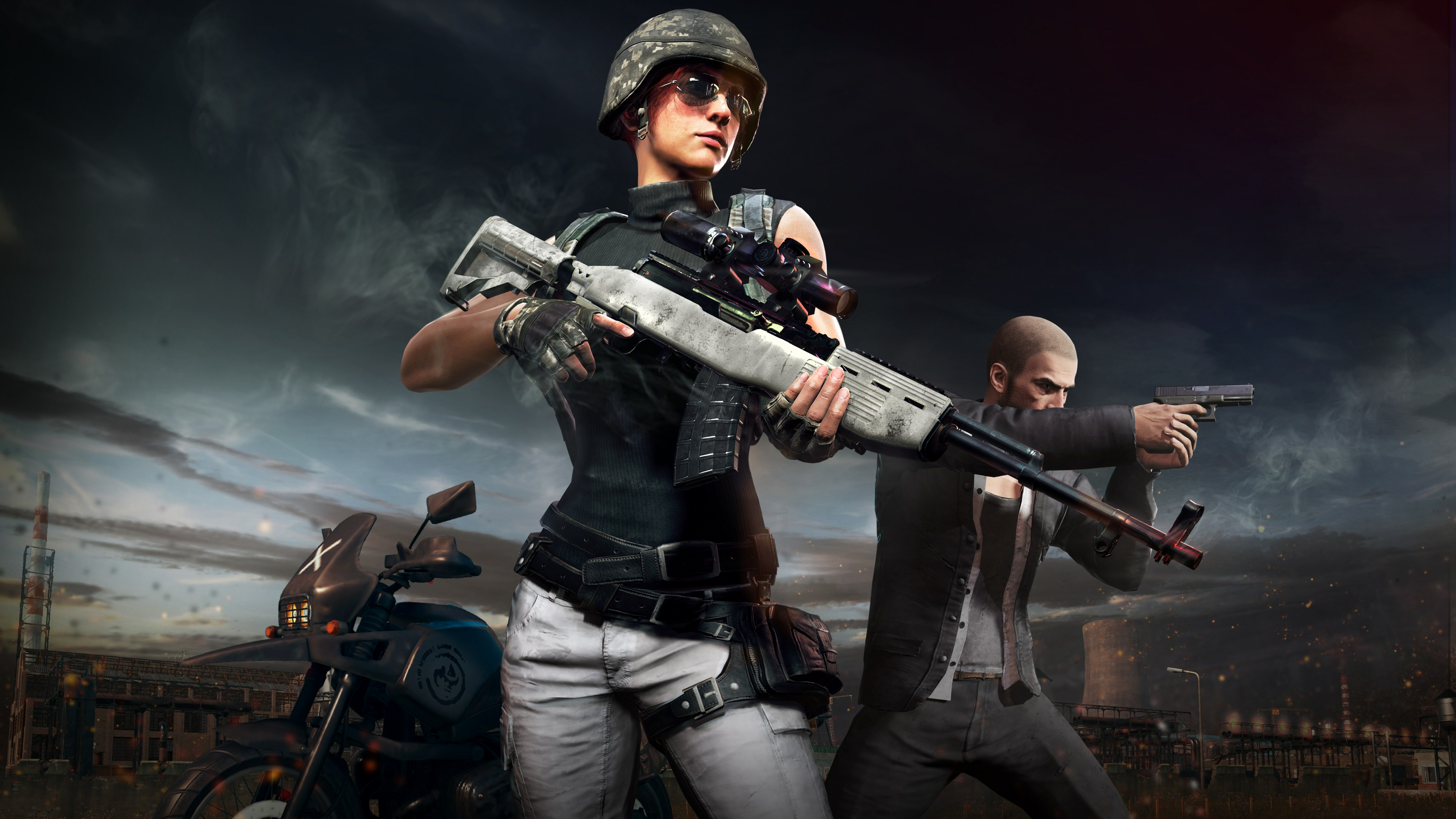 5120x2880 Playerunknowns Battlegrounds Game 5k Wallpaper