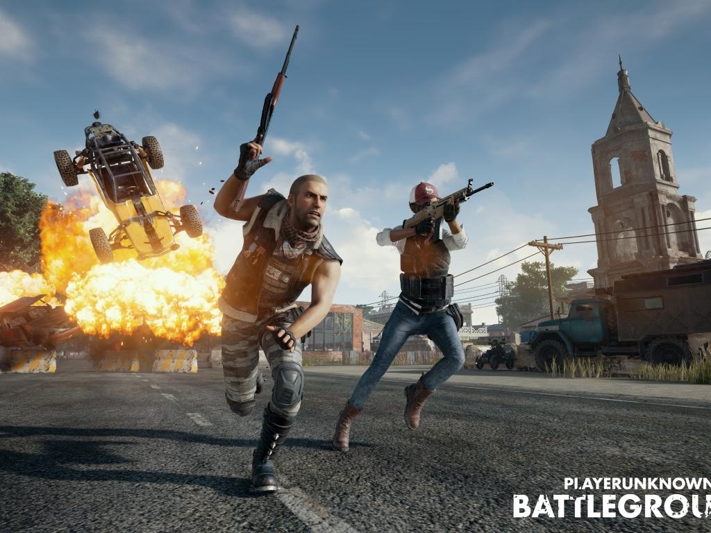 Playerunknowns Battlegrounds, HD 8K Wallpaper