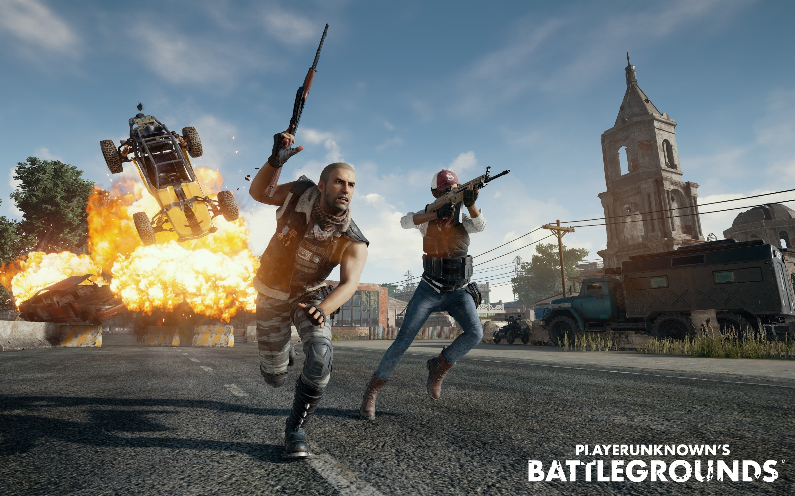 2560x1080 2018 Playerunknowns Battlegrounds 2560x1080: Playerunknowns Battlegrounds, HD 8K Wallpaper
