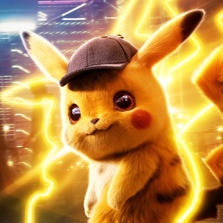 720x720 Pokemon Detective Pikachu 4k 720x720 Resolution Wallpaper Hd Movies 4k Wallpapers Images Photos And Background