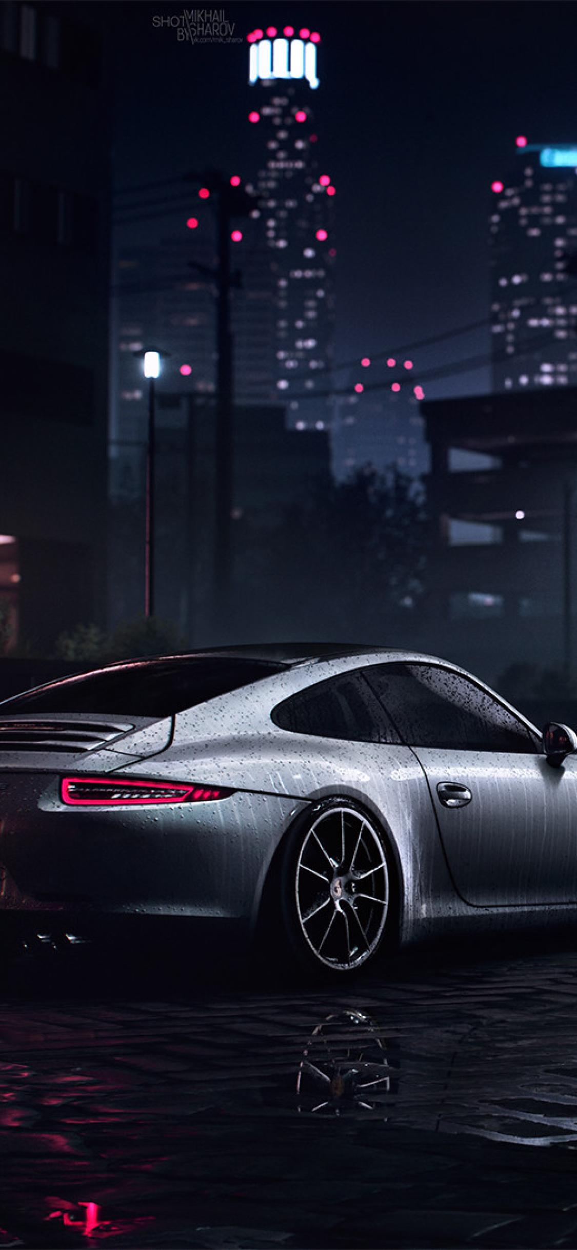 1125x2436 Porsche 911 Carrera S Need For Speed Iphone Xs Iphone 10