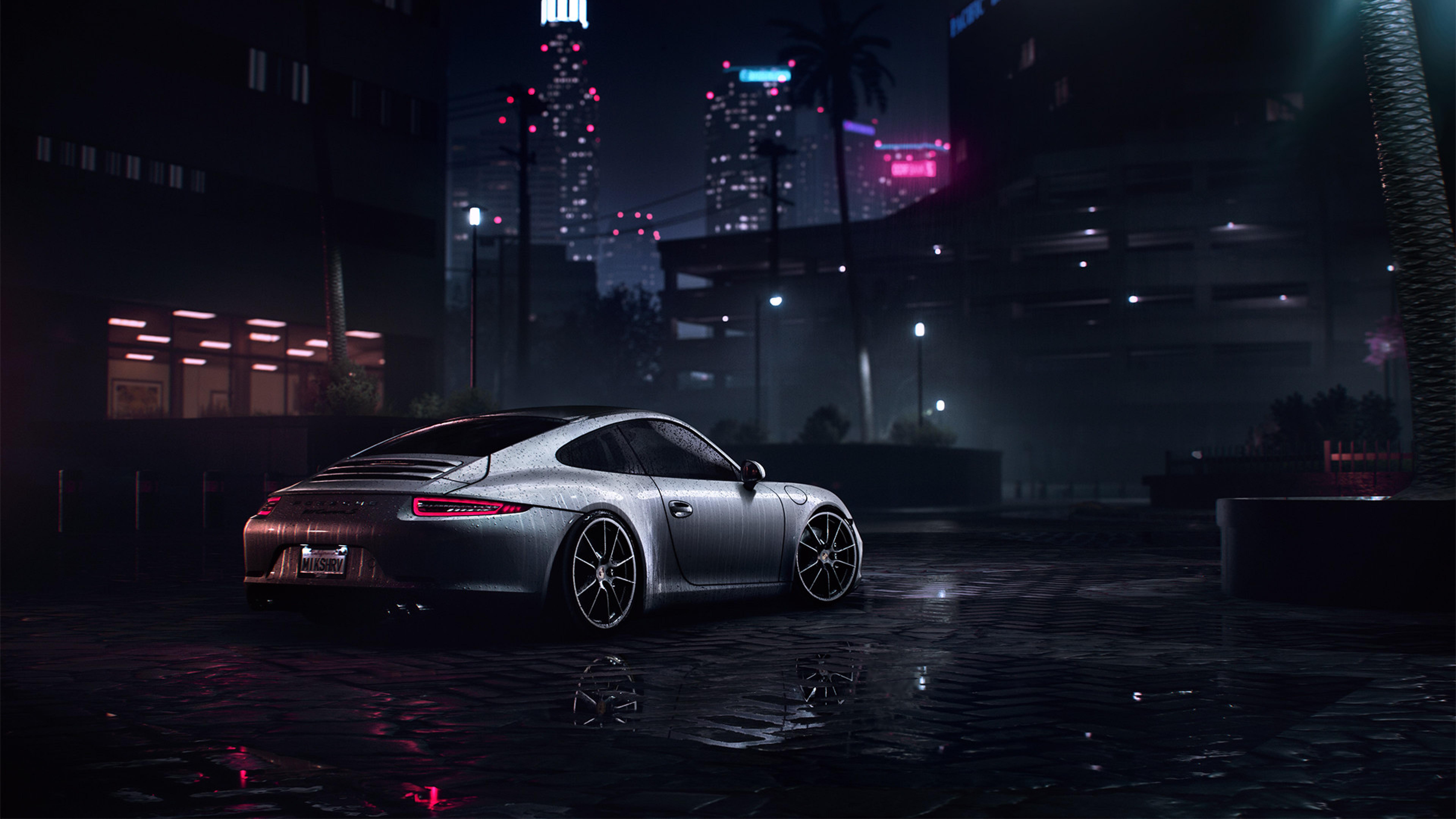7680x4320 Porsche 911 Carrera S Need For Speed 8K ...