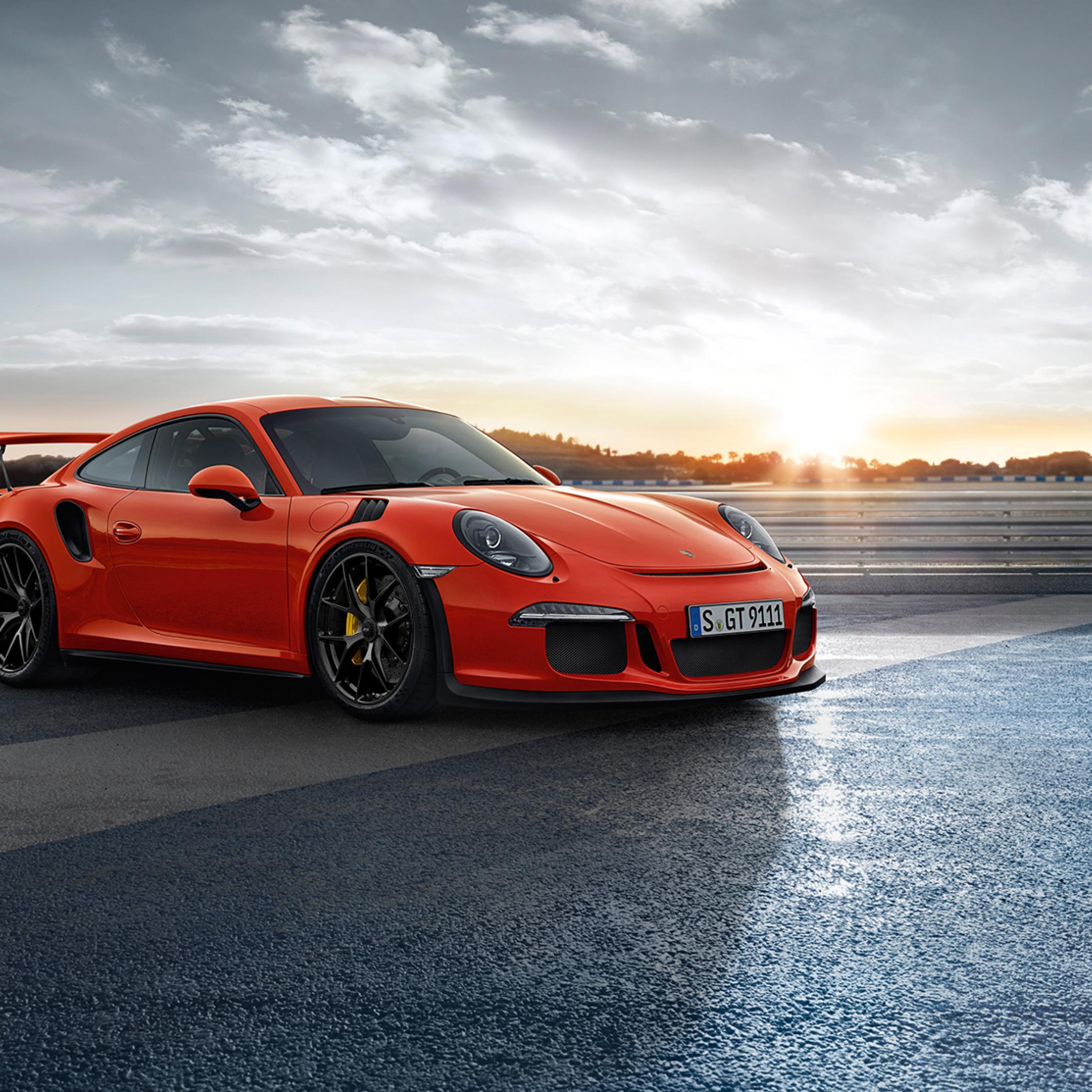 Porsche Car Wallpaper: Porsche, 911, Gt3rs, Full HD 2K Wallpaper