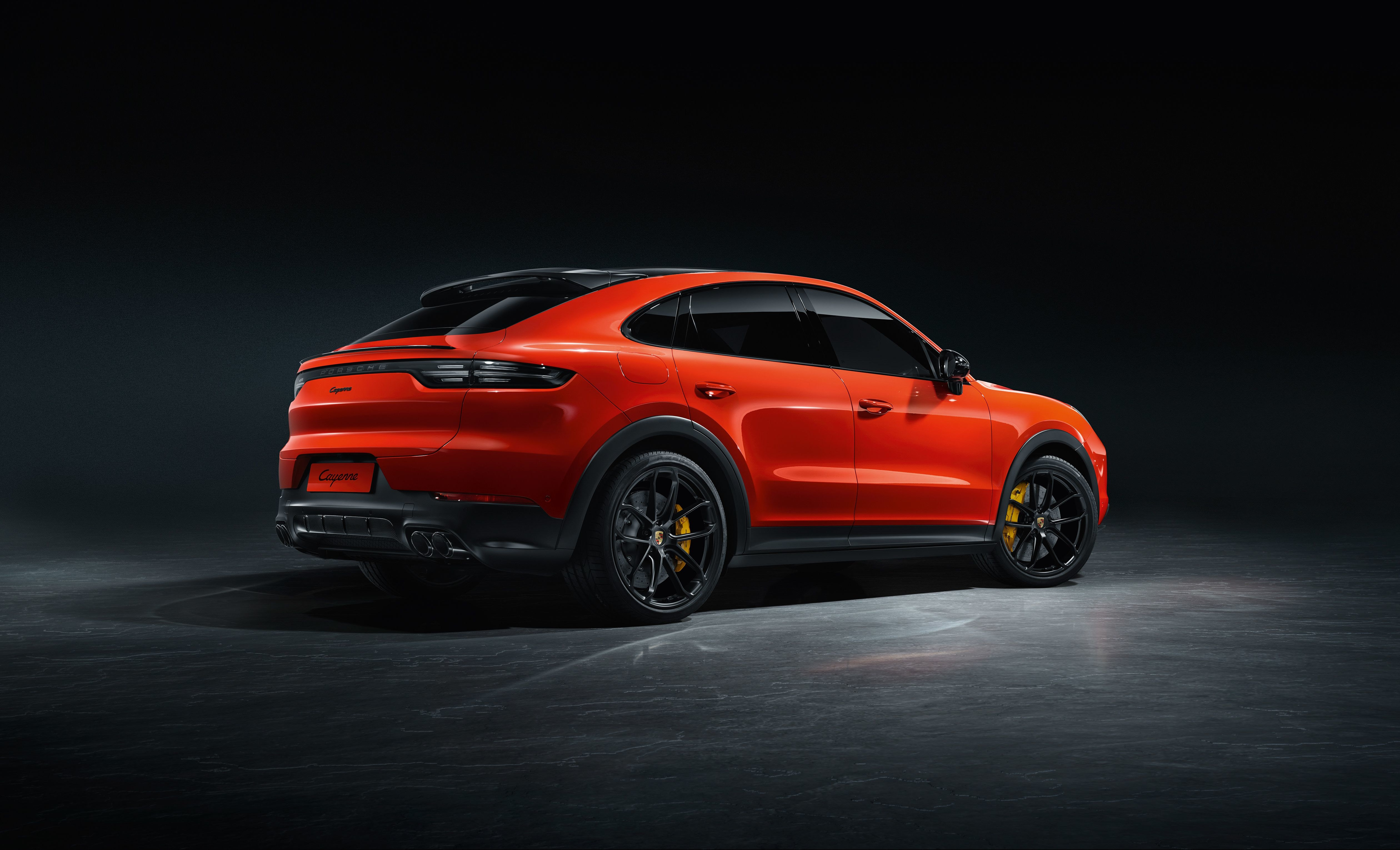 Porsche Cayenne 2020 Coupe Wallpaper Hd Cars 4k Wallpapers Images Photos And Background