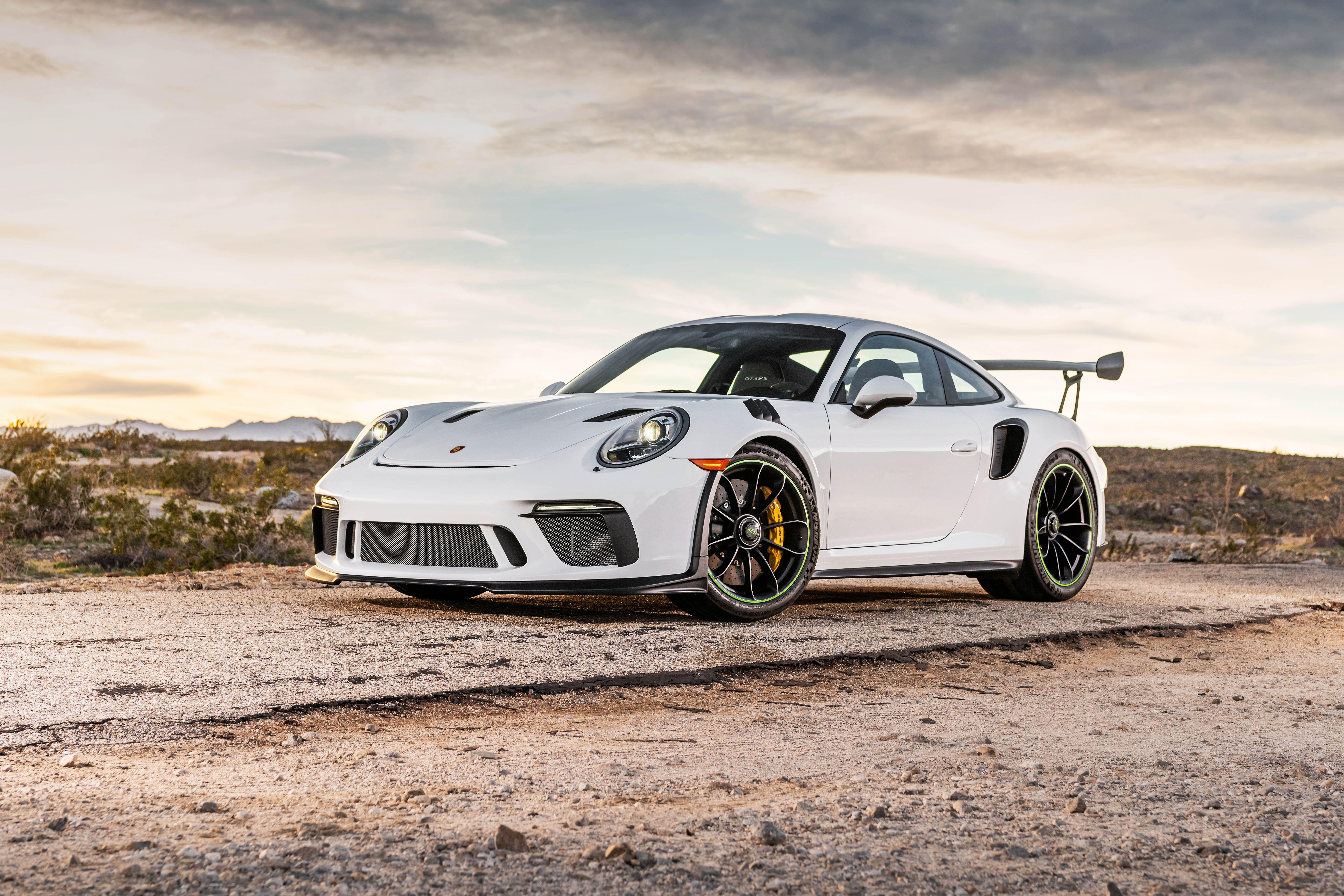 Porsche GT3 RS 2019 Wallpaper, HD Cars 4K Wallpapers ...