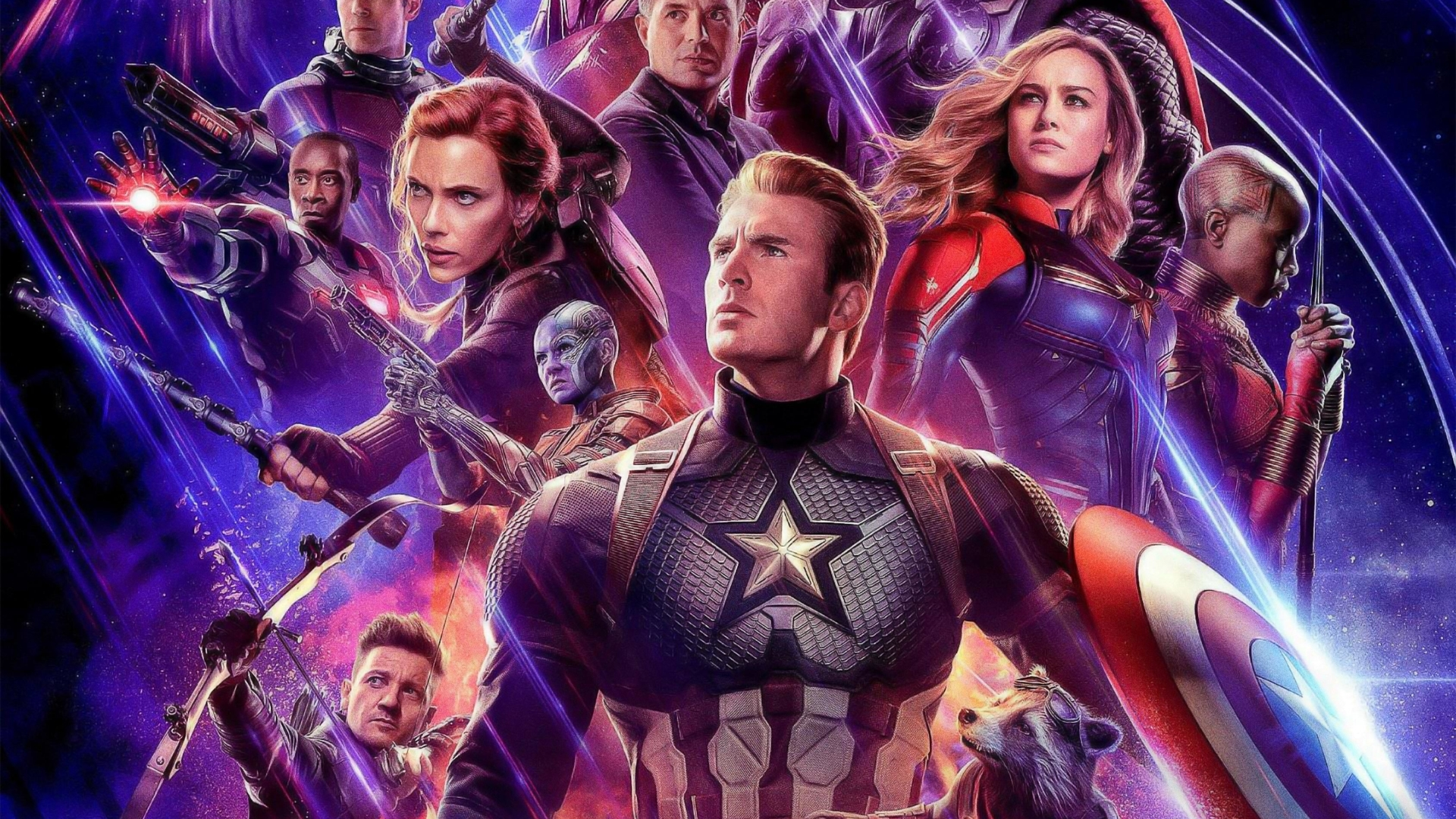 1920x1080 Poster Of Avengers Endgame Movie 1080p Laptop Full