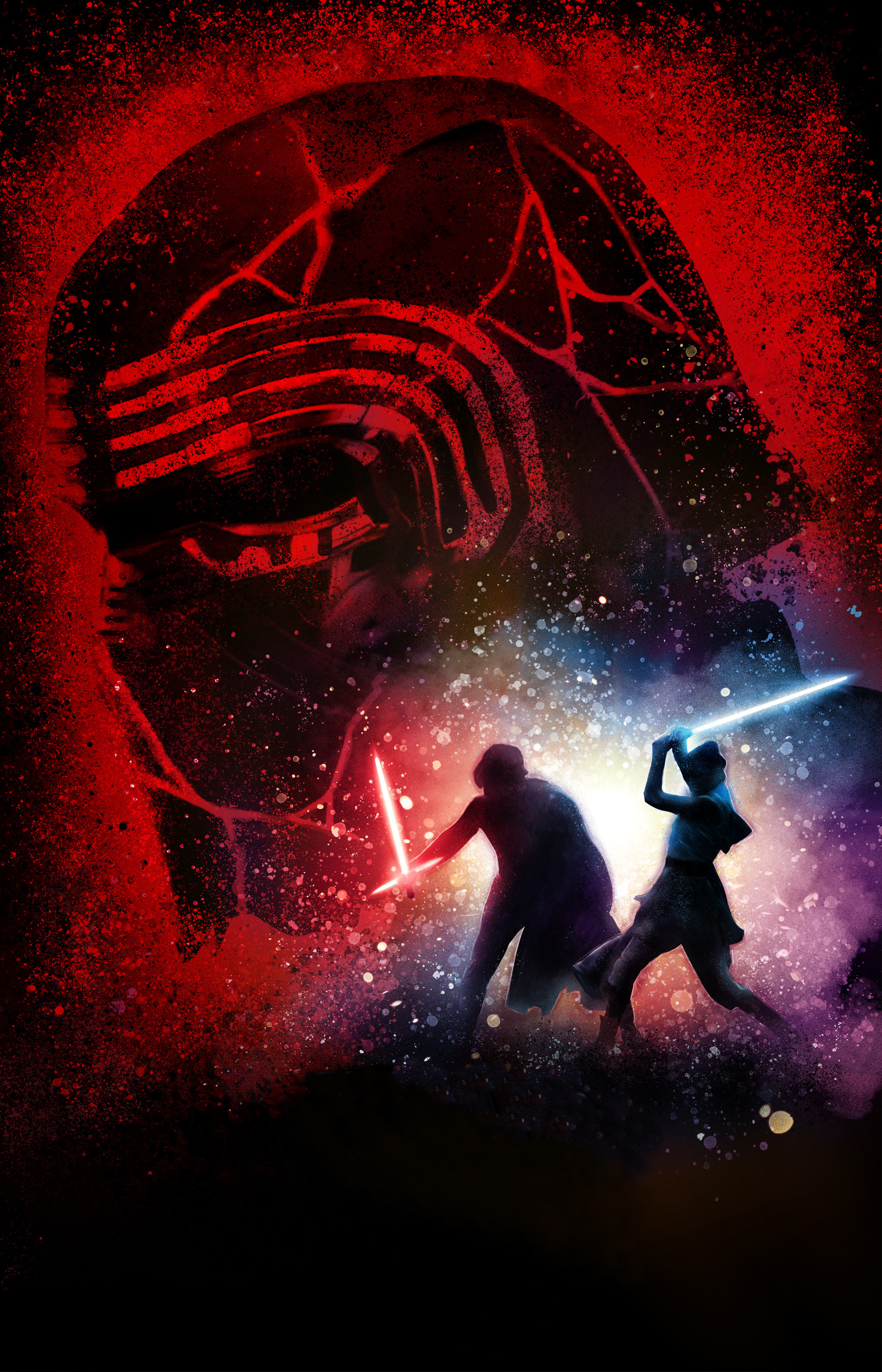Poster Of Star Wars 9 Wallpaper Hd Movies 4k Wallpapers