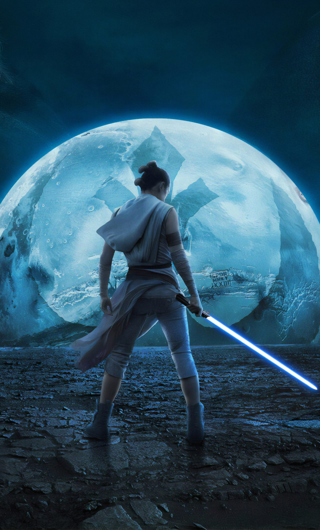 1280x2120 Poster Star Wars The Rise of Skywalker iPhone 6 ...