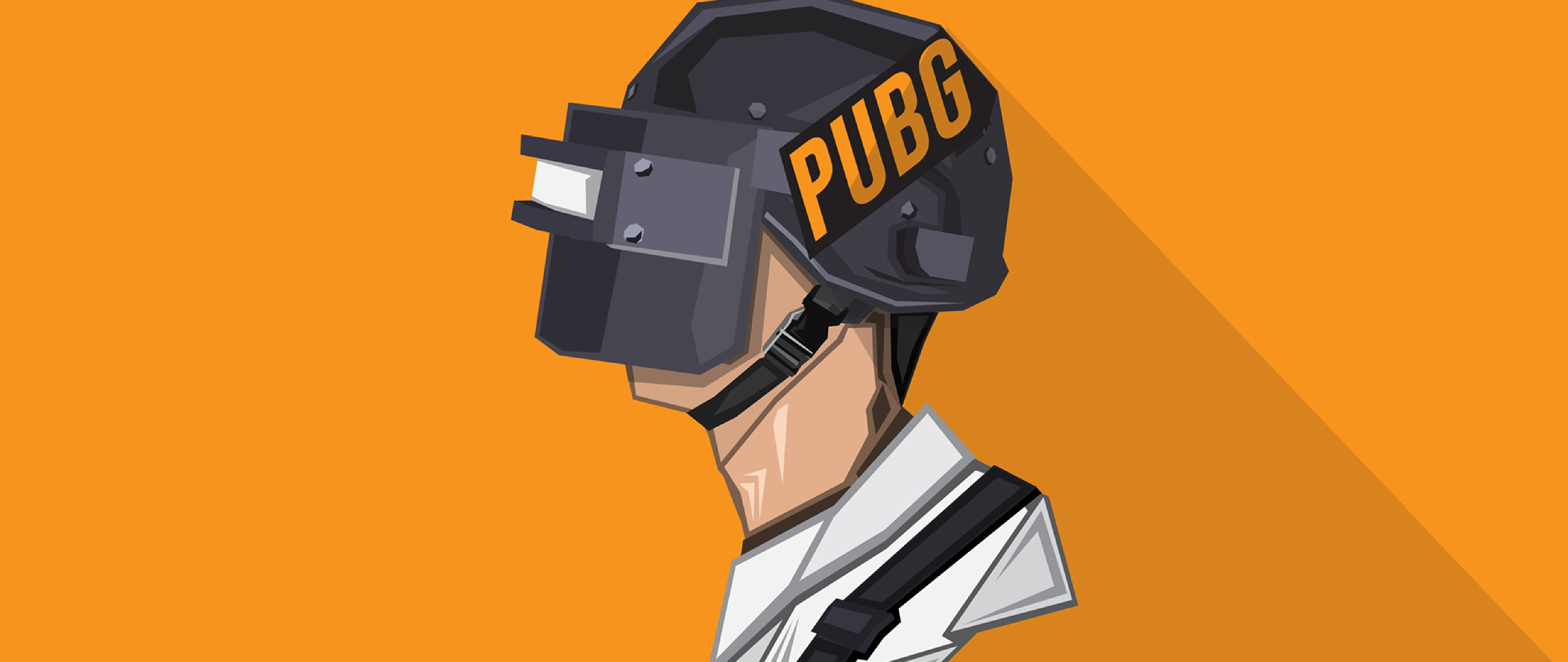 Wallpaper Pubg Minmlist: Download Pubg Minimalist Pophead 7680x4320 Resolution