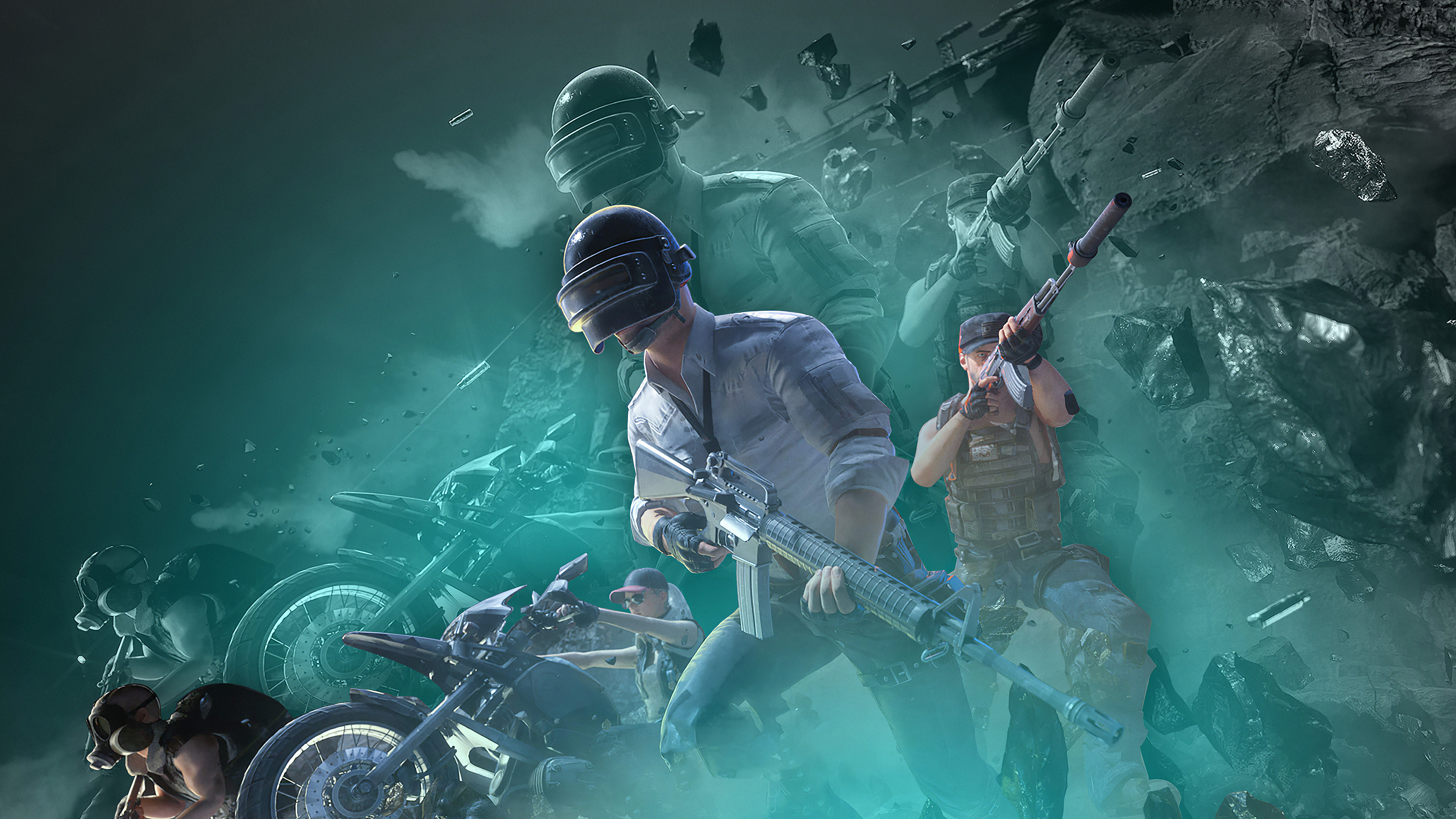 2560x1440 Pubg Mobile Death Race Art 1440p Resolution Wallpaper Hd Games 4k Wallpapers Images Photos And Background