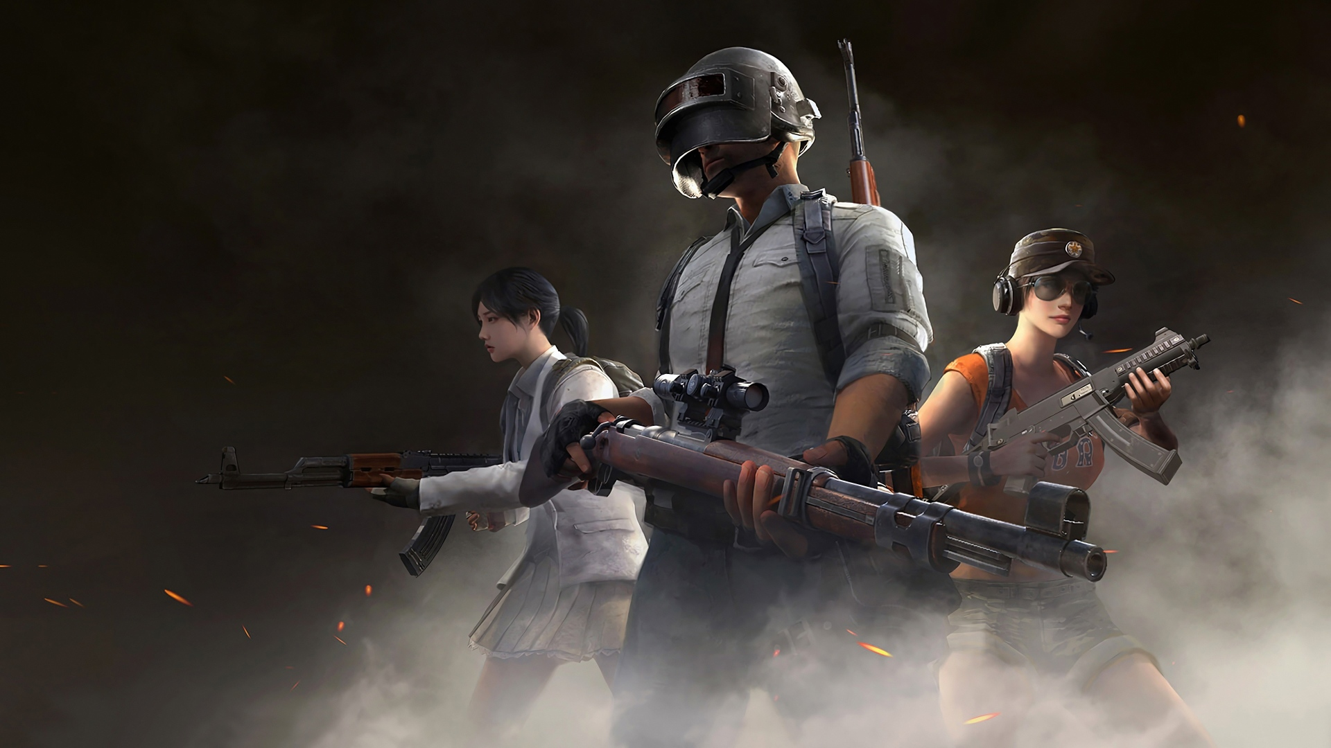 Download Pubg Mobile Wallpapers 720p 1080p 4k: Download Pubg 1920x1080 Resolution, HD 4K Wallpaper
