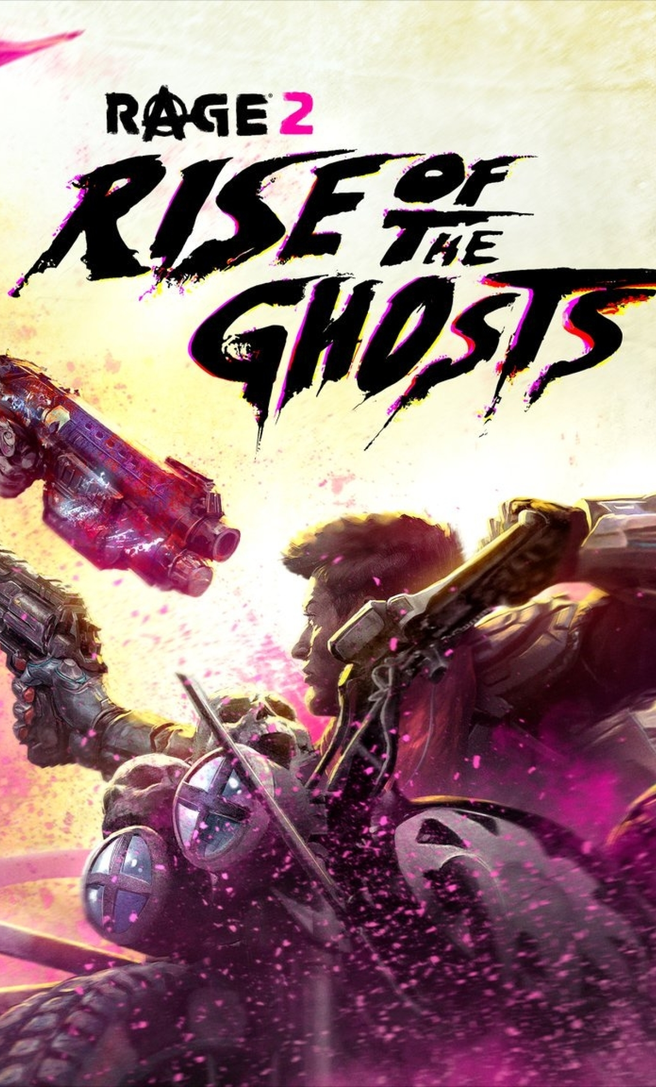 1280x2120 Rage 2 Rise of the Ghosts iPhone 6 plus ...