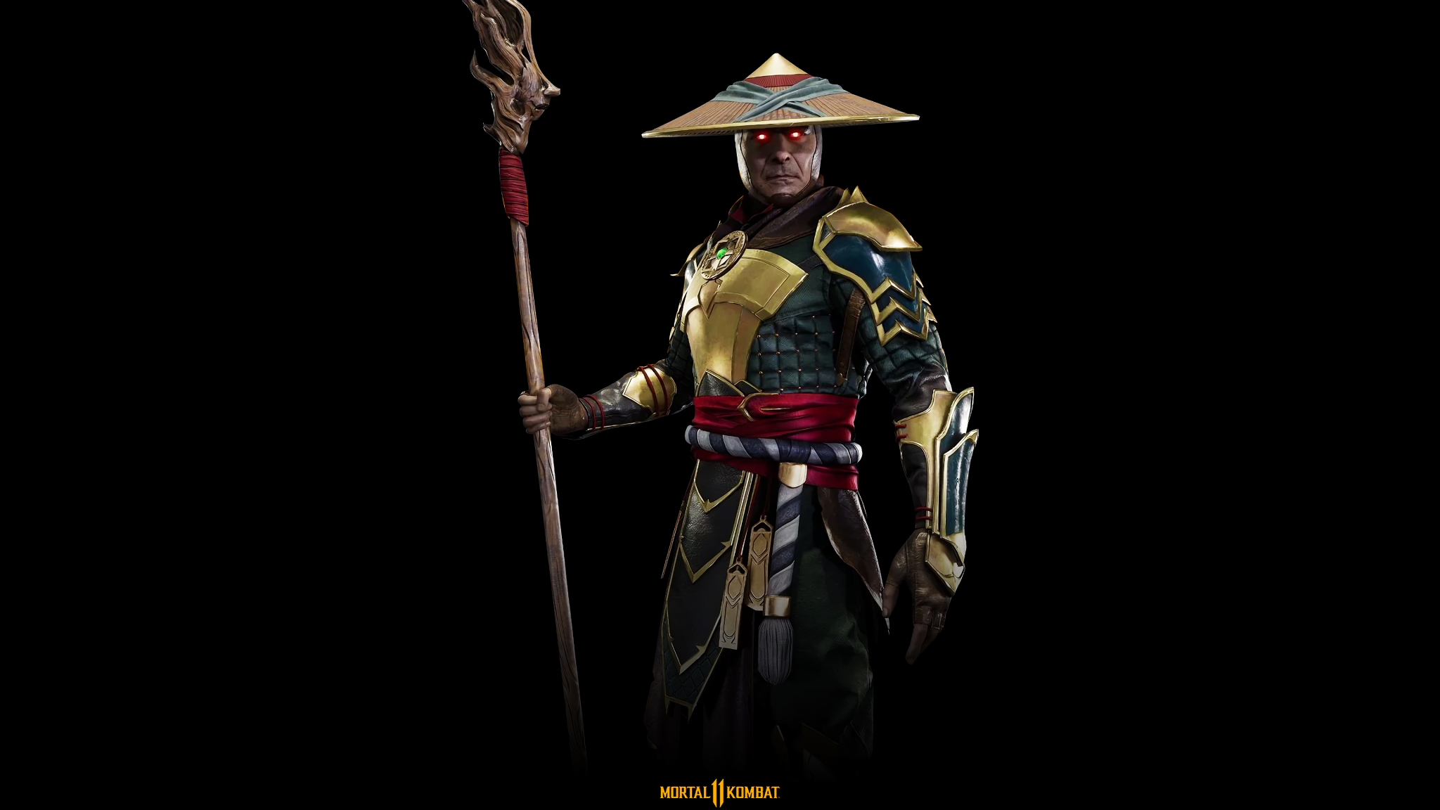 2048x1152 Raiden Mortal Kombat 11 4k 2048x1152 Resolution