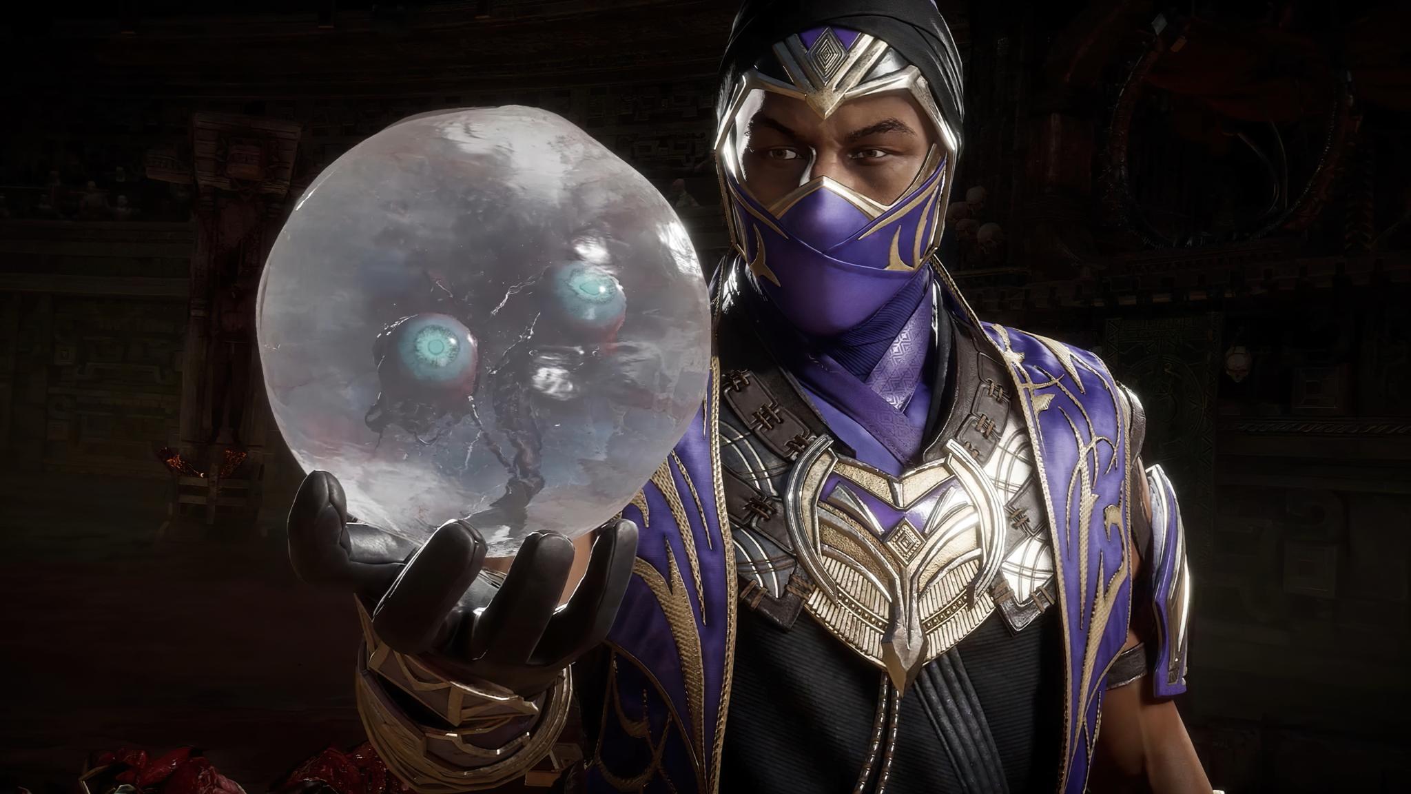 2048x1152 Rain 4K Mortal Kombat 11 2048x1152 Resolution ...