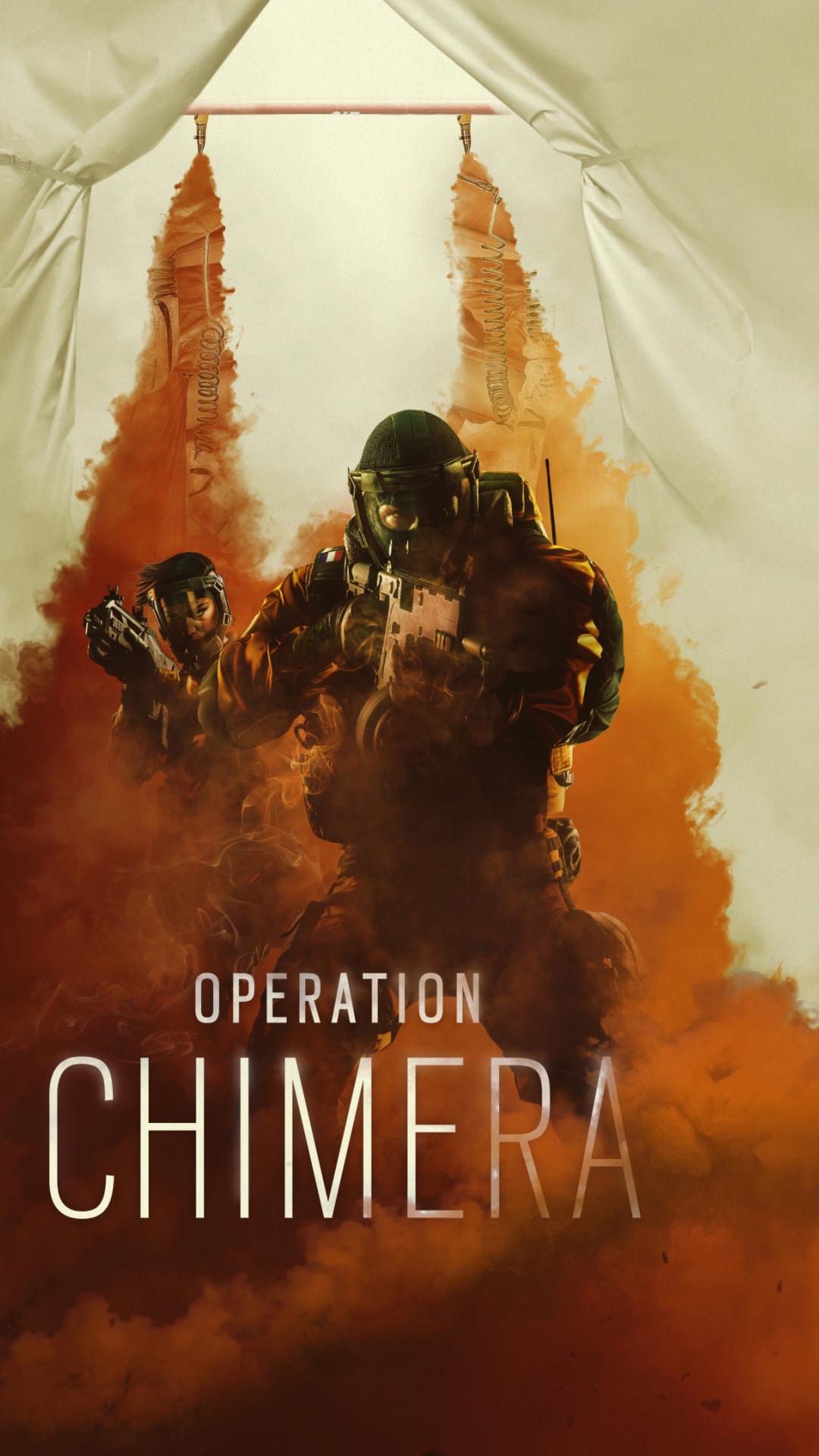 Rainbow six siege operation chimera hd 4k wallpaper - Rainbow six siege phone ...
