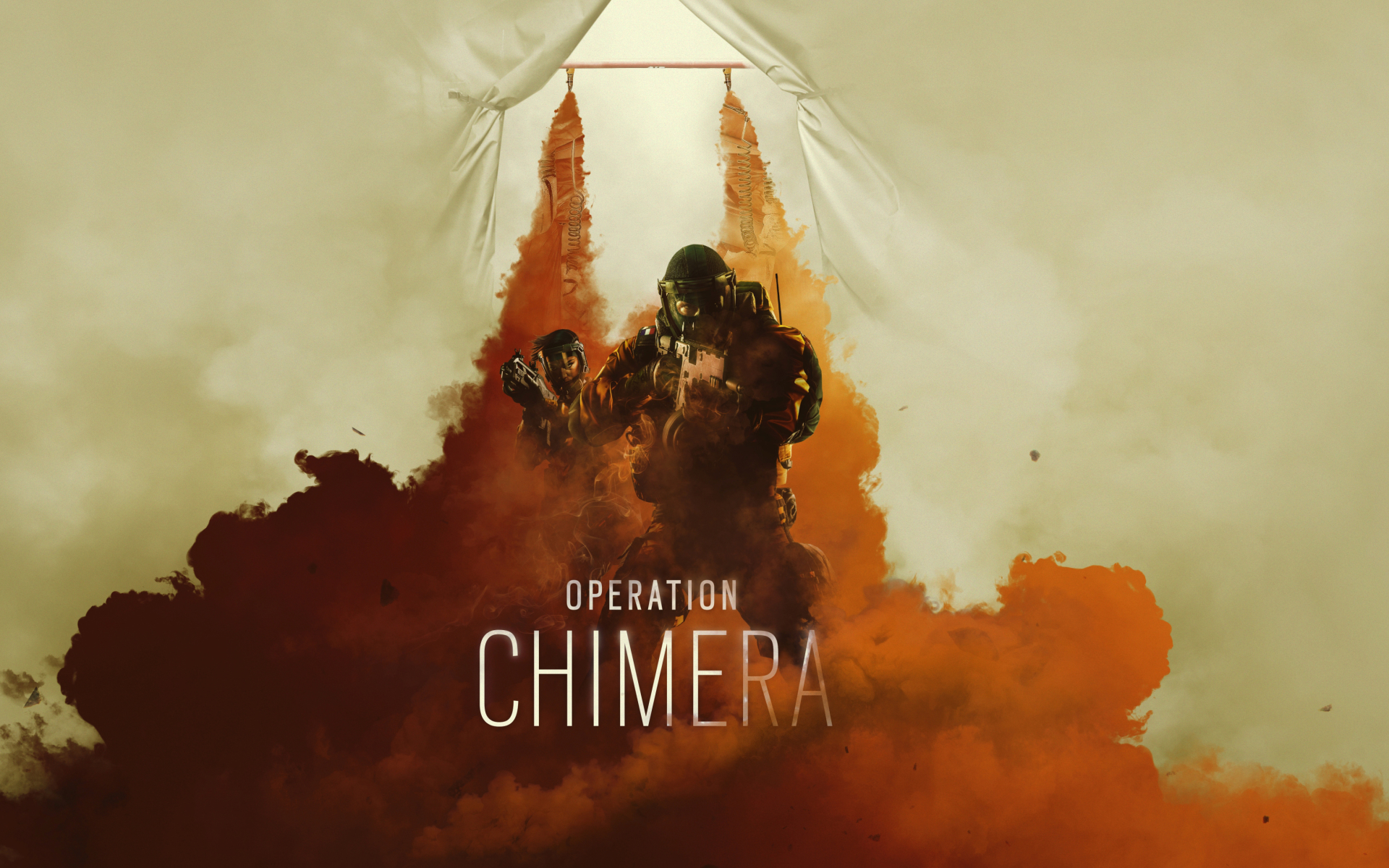 Rainbow six siege operation chimera hd 4k wallpaper - Operation rainbow download ...
