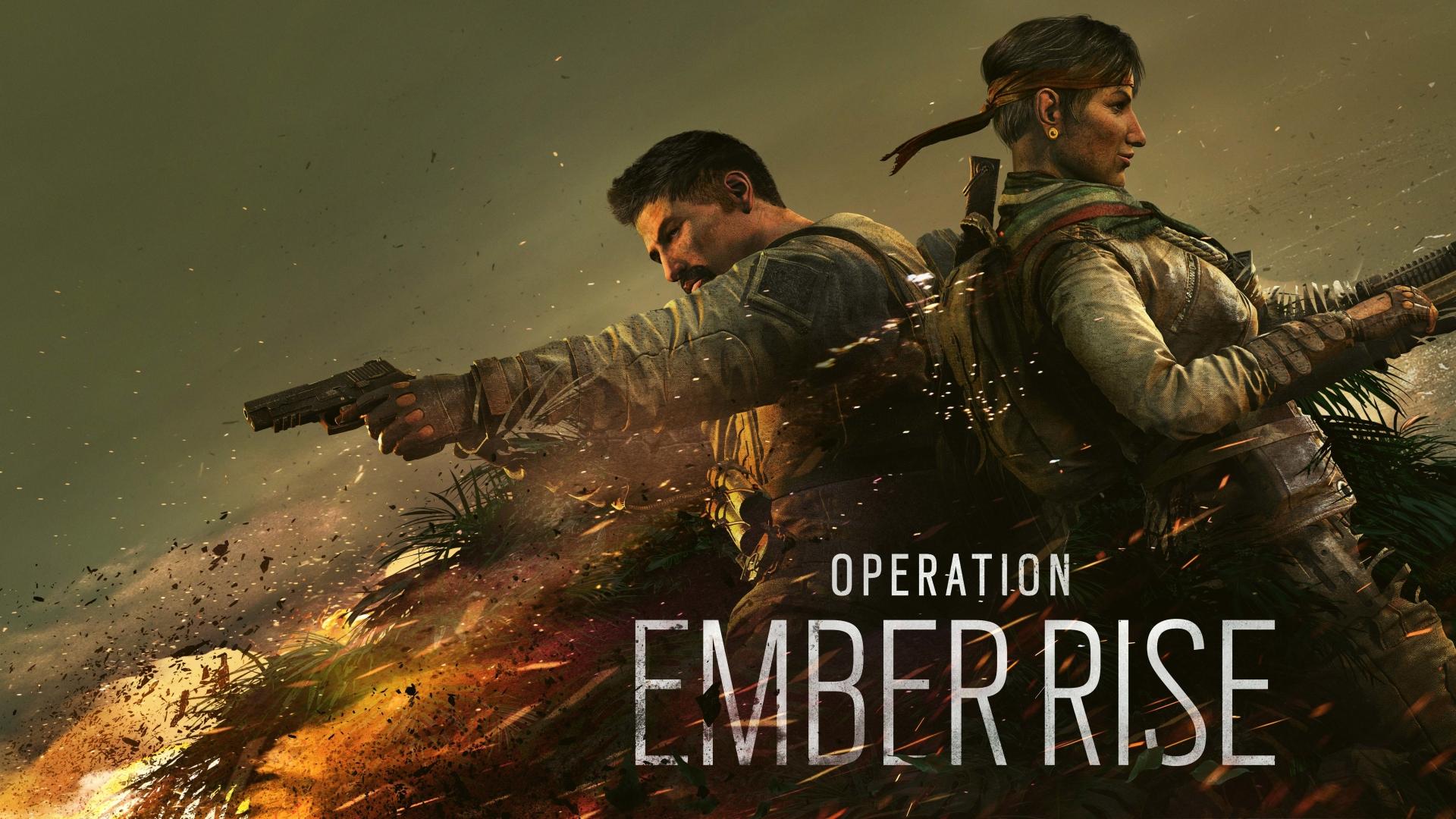 1920x1080 Rainbow Six Siege Operation Ember Rise 1080p