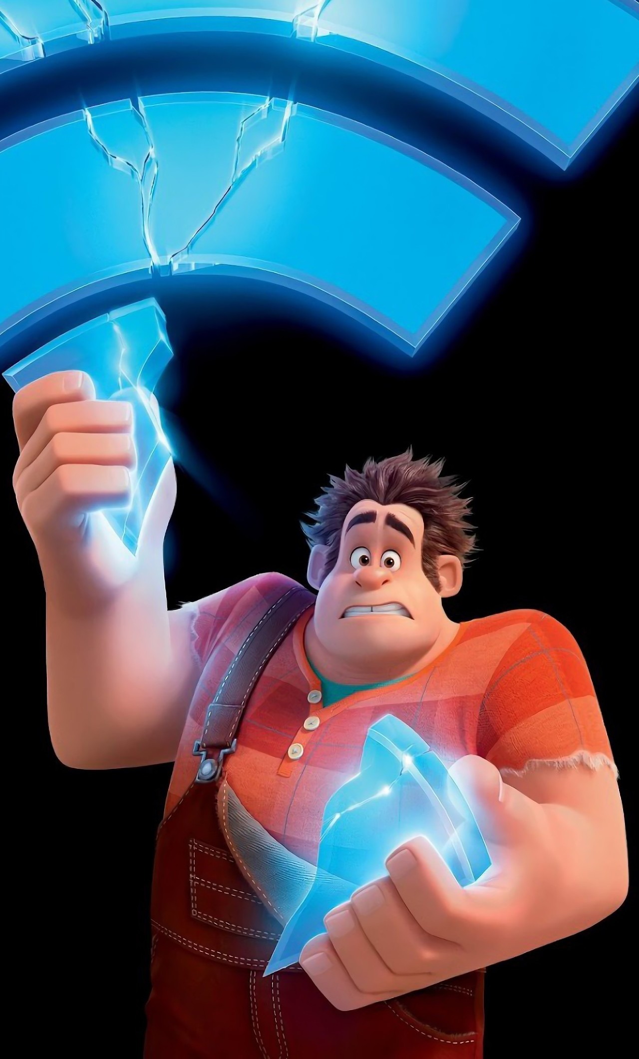 1280x2120 Ralph Breaks The Internet Wreck It Ralph 2 Iphone 6 Plus