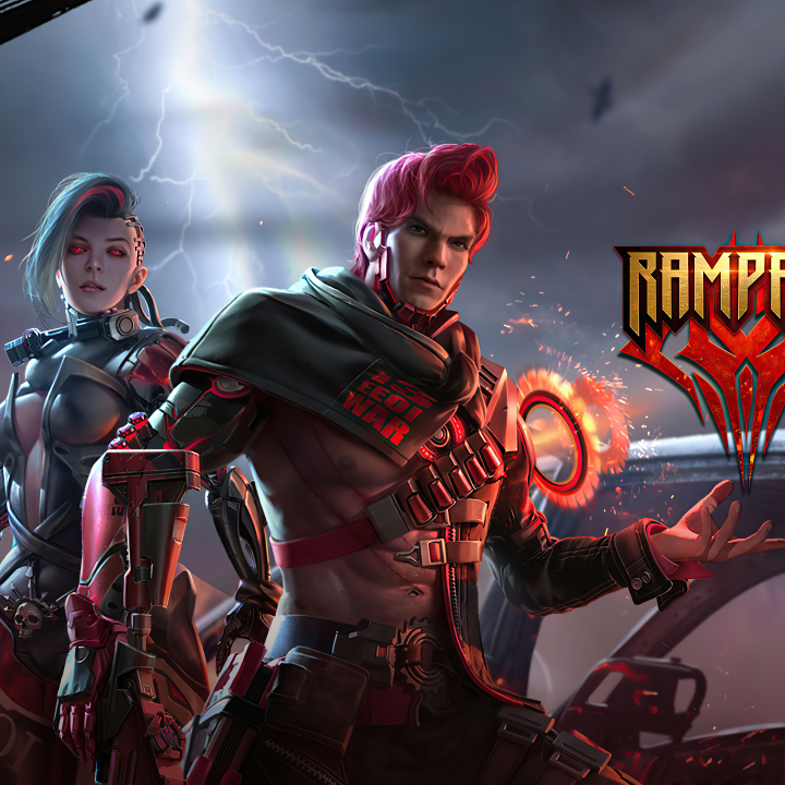 720x720 Rampage Garena Free Fire 4k 720x720 Resolution Wallpaper Hd Games 4k Wallpapers Images Photos And Background