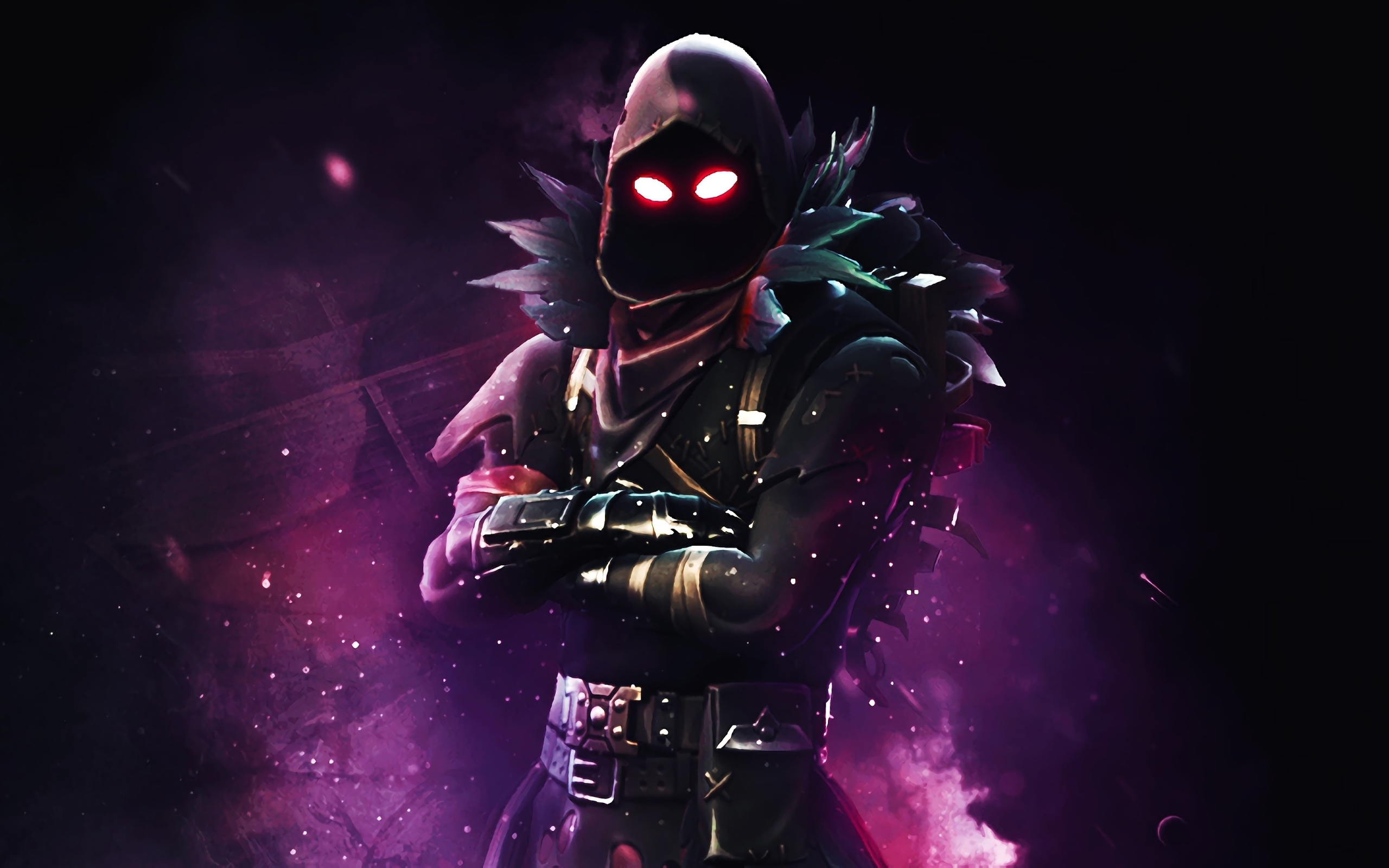2560x1600 Raven Fortnite Battle Royale 4k 2560x1600 Resolution Background Hd Games 4k Wallpapers Images Photos And Background